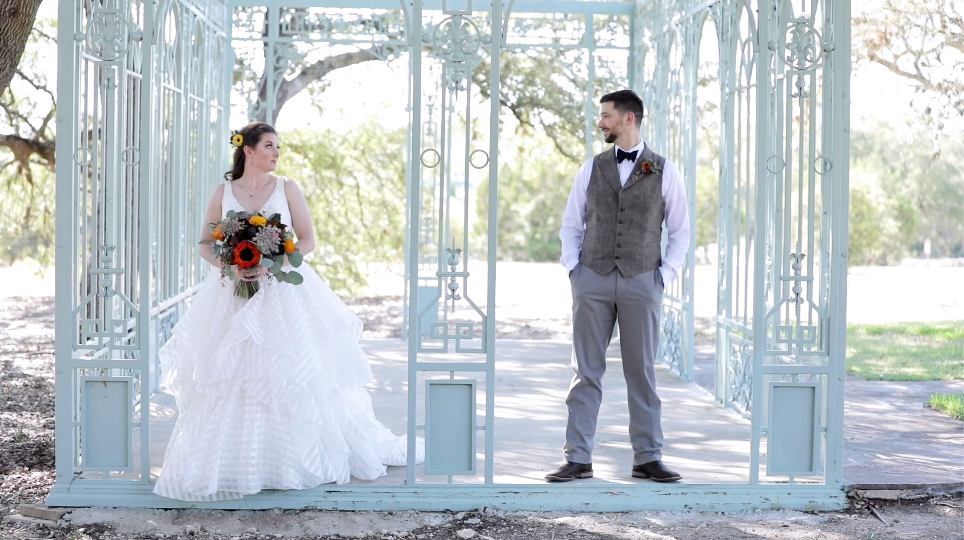 Bryttne + Colin | Dripping Springs, Texas | Ma Maison
