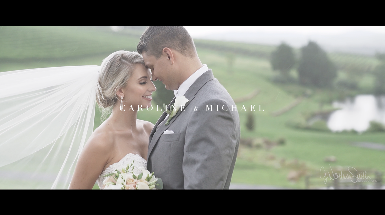Caroline + Michael | Leesburg, Virginia | Stone Tower Winery