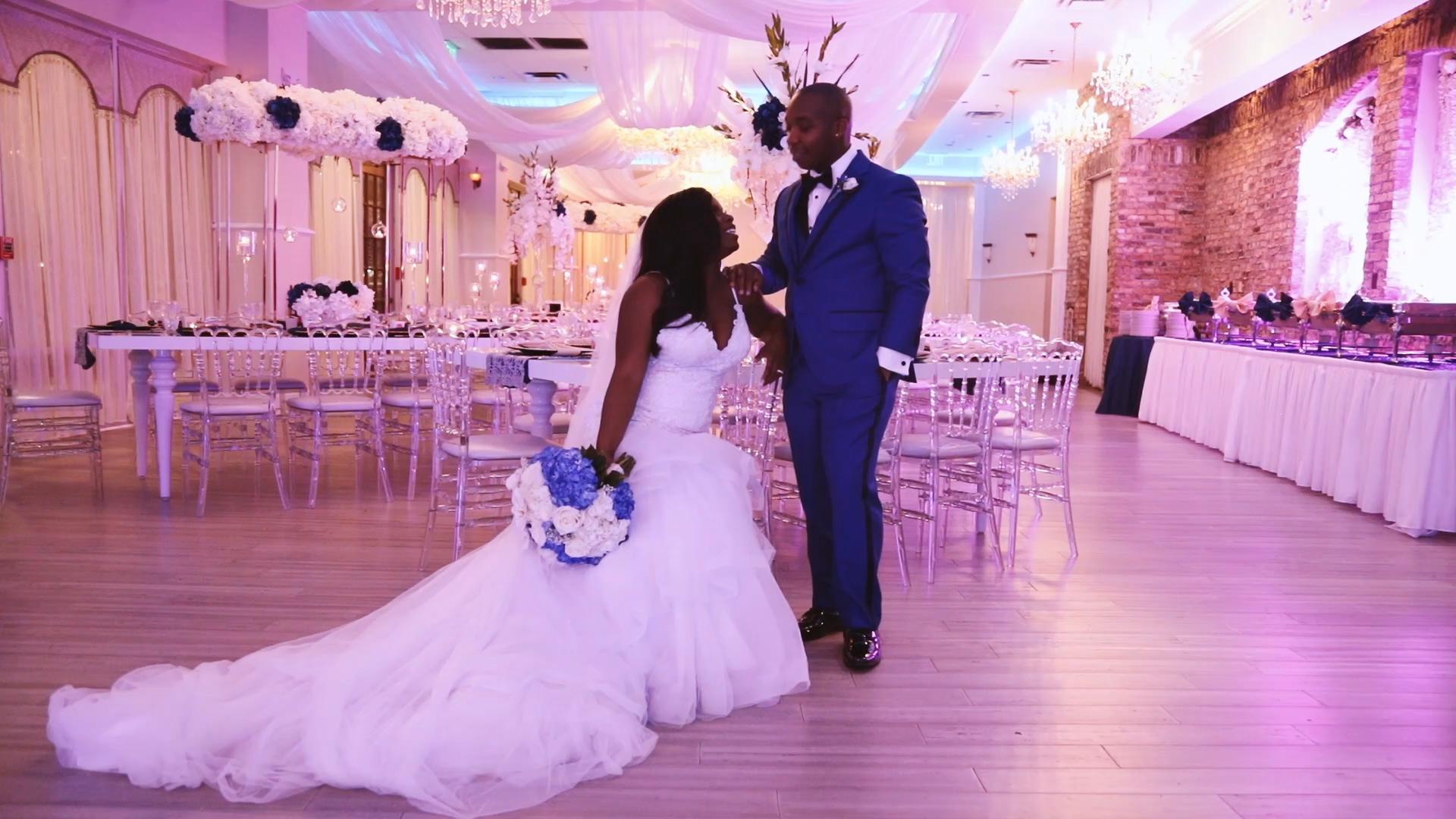 Maurice + FloNesha   St. Augustine, Florida   Crystal Ballroom St. Augustine