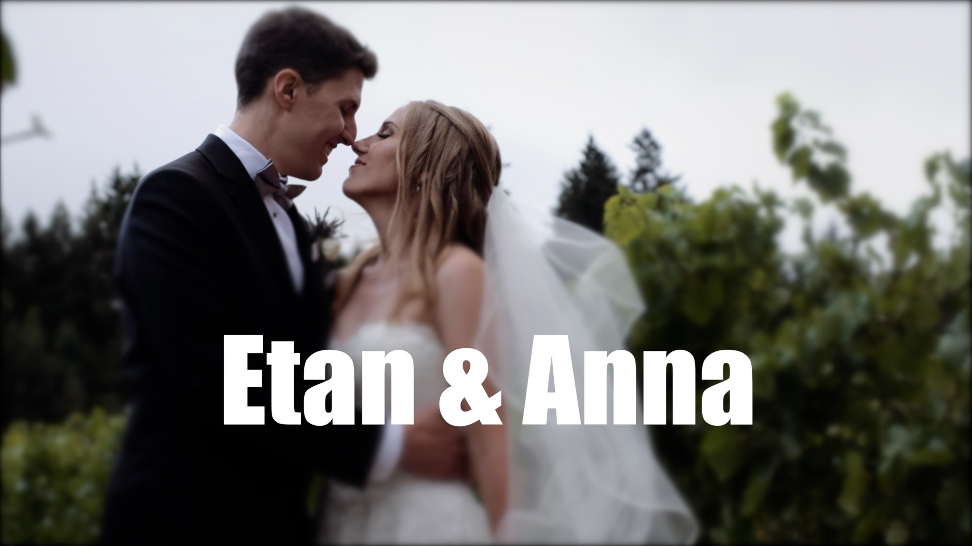 Etan + Ana | Woodside, California | Thomas Fogarty Winery