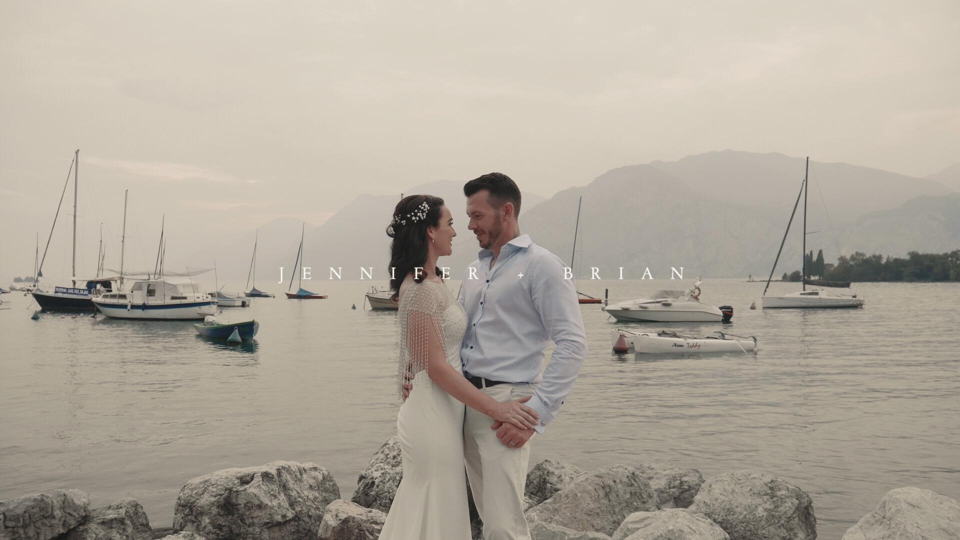 Jennifer + Brian | Malcesine, Italy | La Voglia