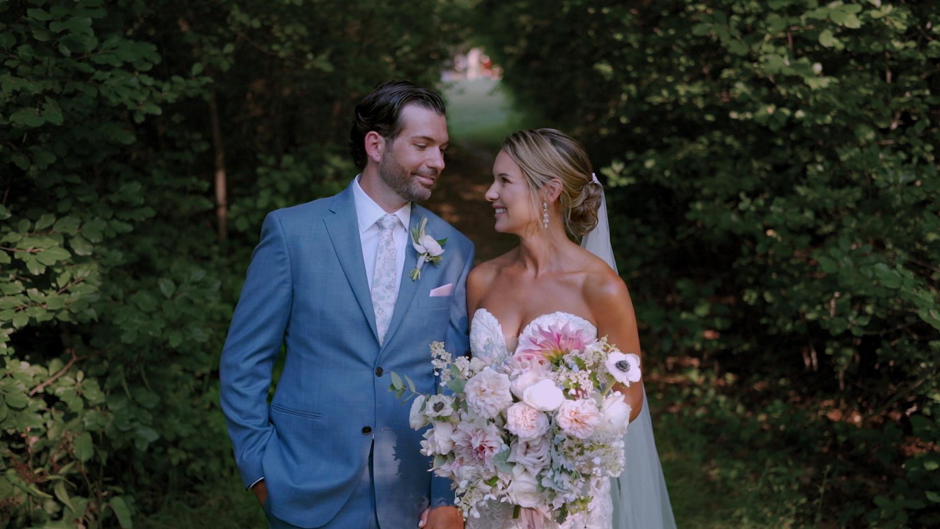 Caitlin  + Chris | Topsfield, Massachusetts | Willowdale Estate