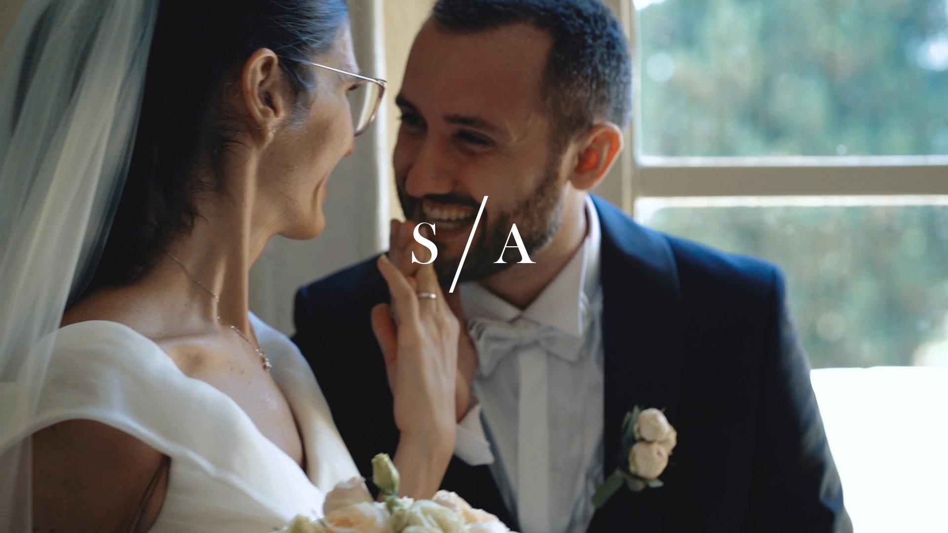 Sara + Andrea | Fano, Italy | Castello di Montegiove