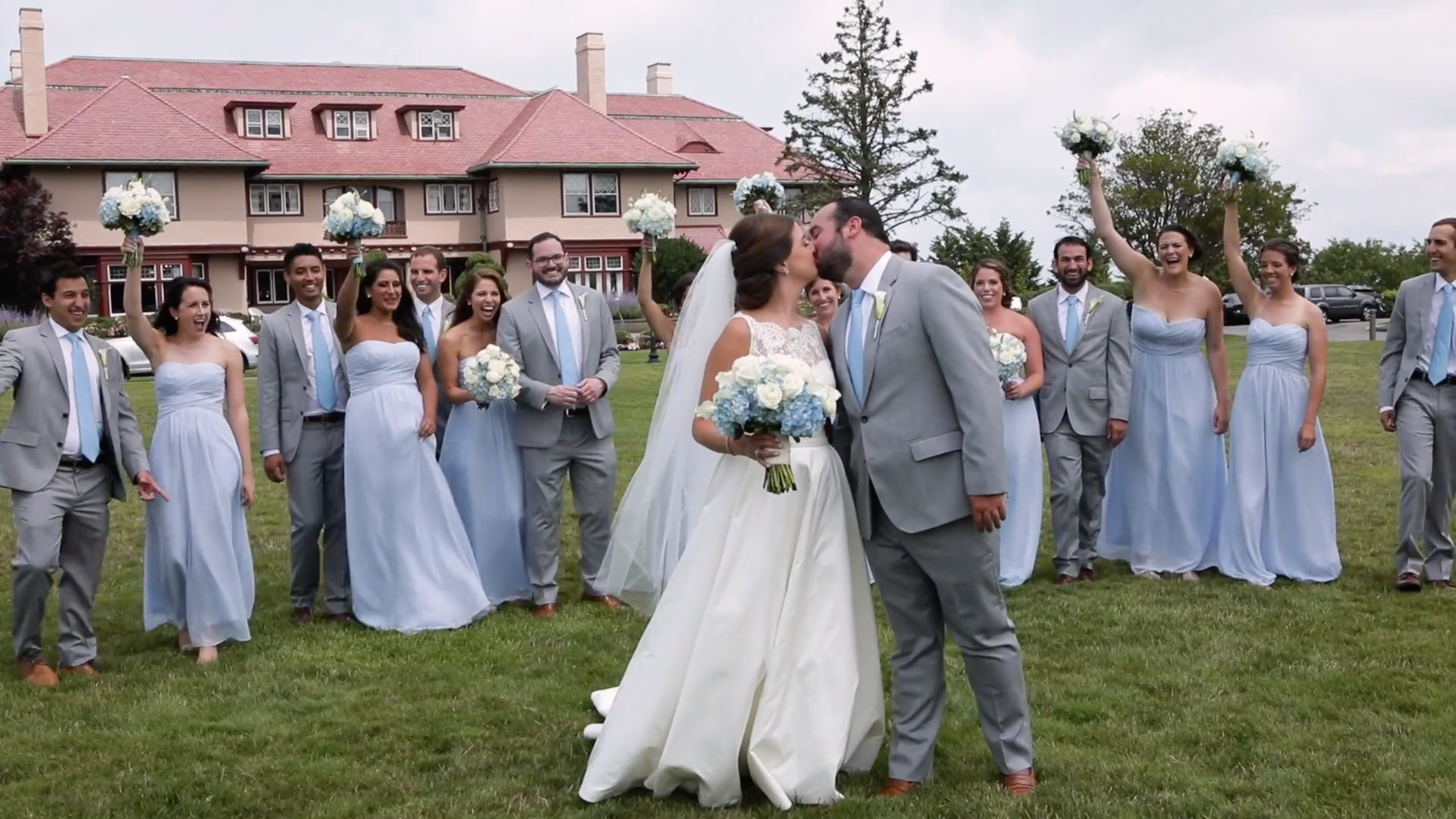 Stuart + Stephanie | Brewster, Massachusetts | Ocean Edge Resort