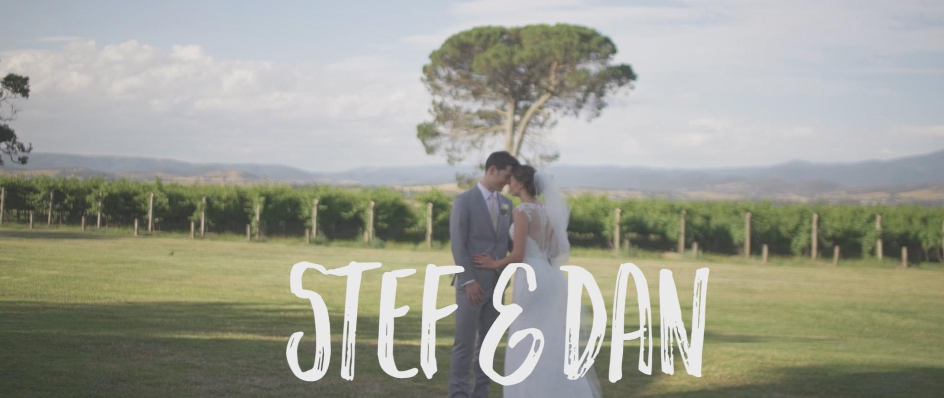 Stef + Dan | Melbourne, Australia | Stones of the Yarra Valley