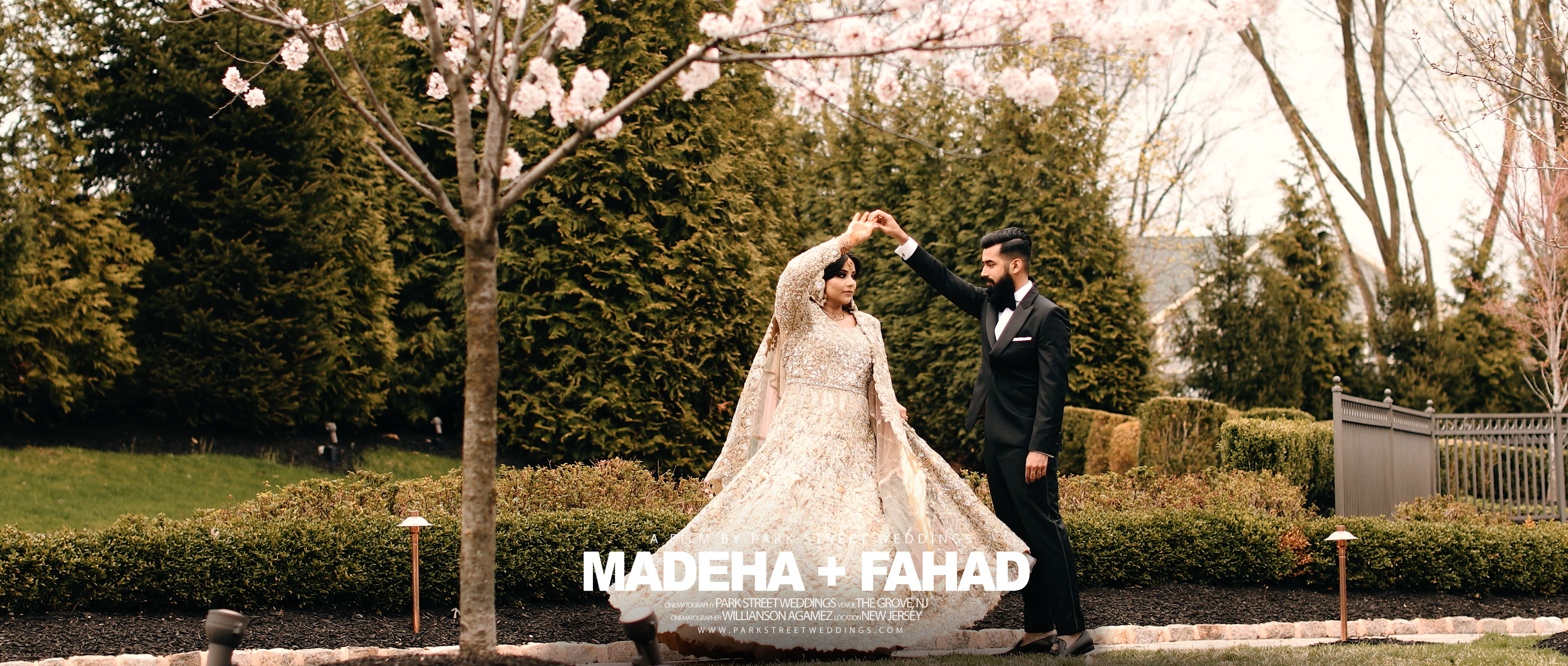 Madeha + Fahad | New Jersey, New Jersey | The Grove