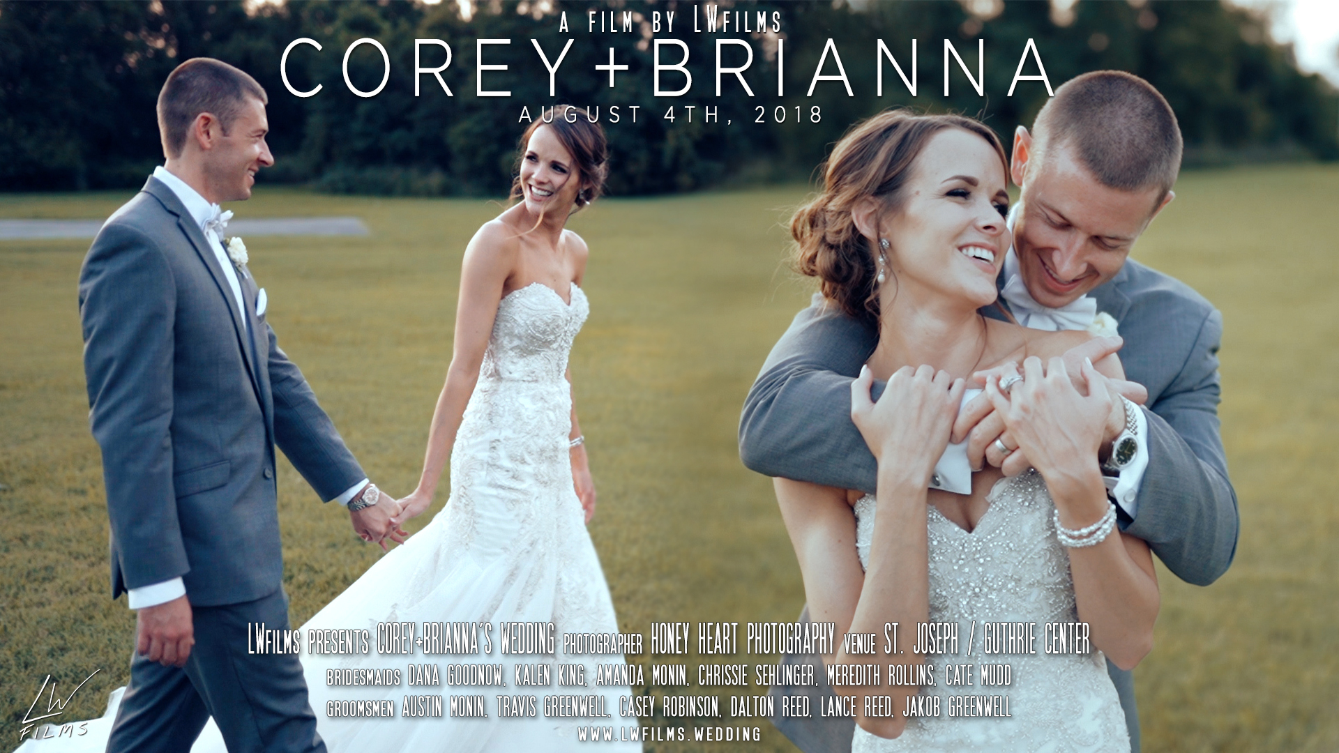 Corey Monin + Brianna Goodnow | Bardstown, Kentucky | Guthrie Opportunity Center