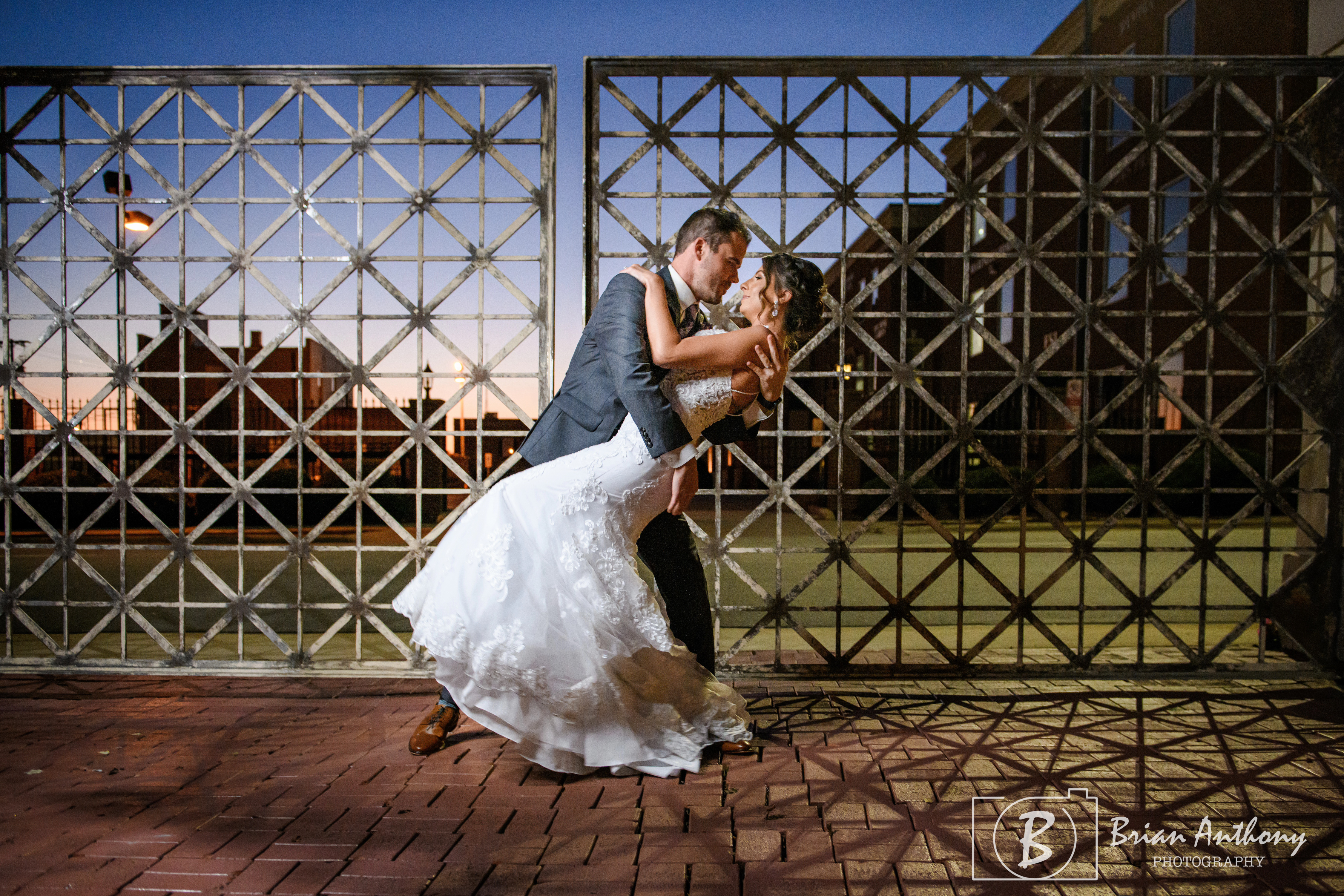 Brian + Kristy | High Point, North Carolina | Villa de l'Amour