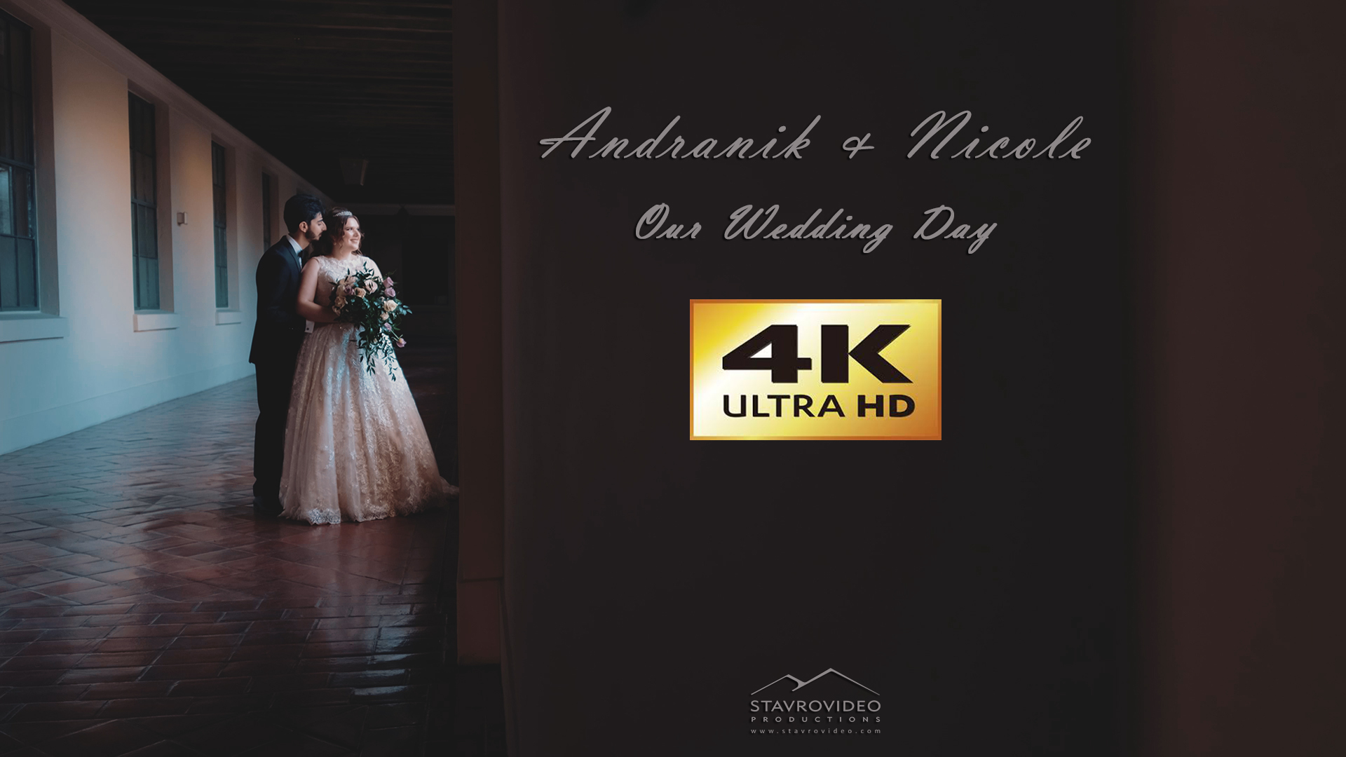 Andranik + Nicole | Glendale, California | Brandview collection