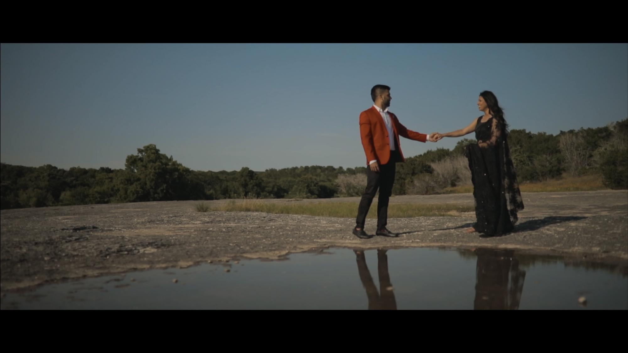Affy + Karishma | Richmond, Texas | Safari Texas