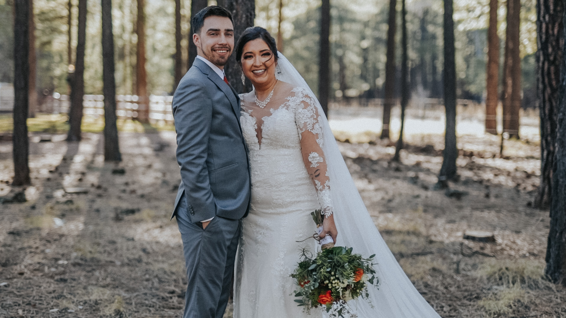 Crystal + Nick | Pinetop-Lakeside, Arizona | The Gathering Place