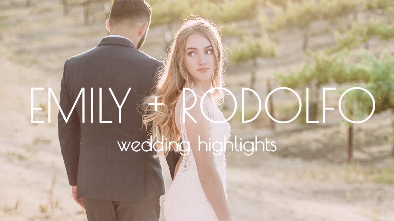 Emily + Rodolfo | Temecula, California | Villa San Juliette