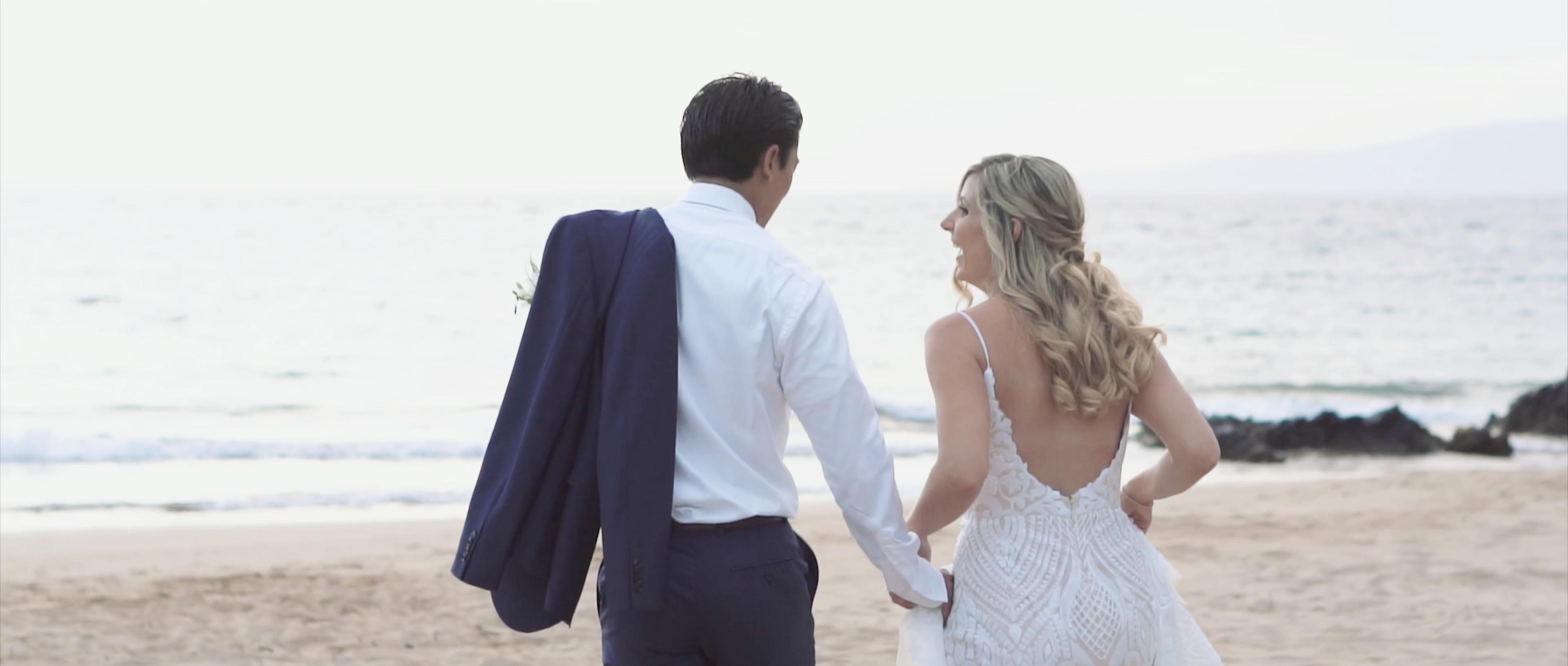 Rebecca + Brian | Wailea-Makena, Hawaii | Fairmont Kea Lani