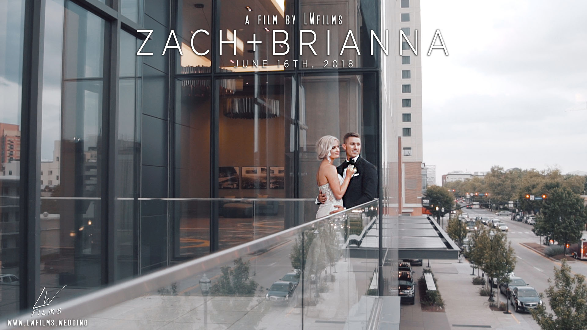 Zach Redman + Brianna Simmons | Louisville, Kentucky | The Omni Louisville