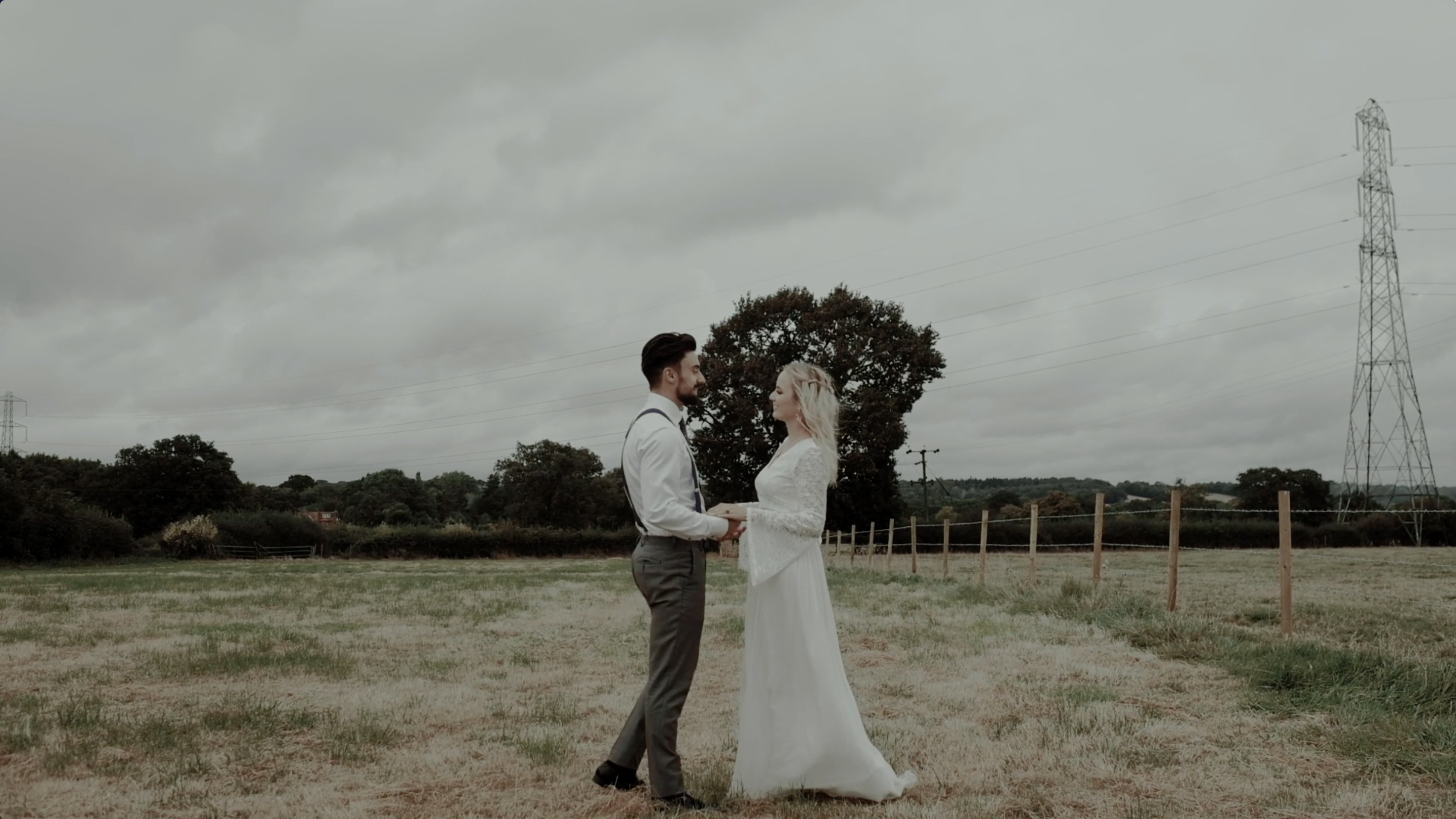Anna + Jack | Surrey, United Kingdom | Bysshe Court Farm