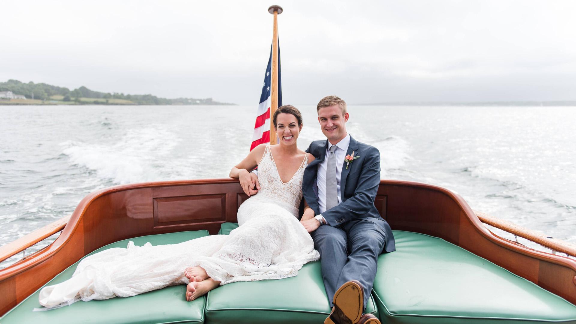 Kaitlyn + Jeff | Newport, Rhode Island | The Bohlin