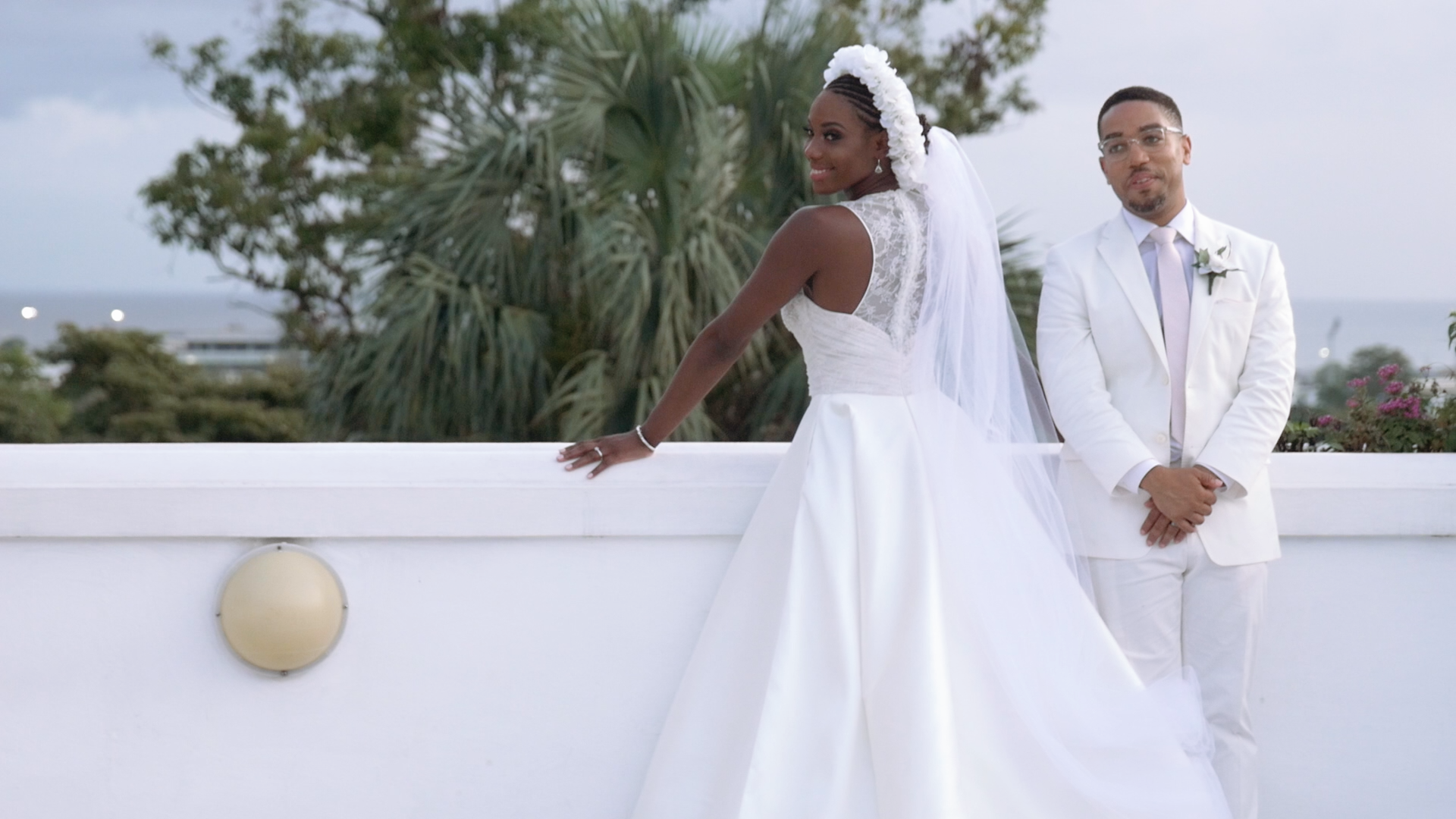Philip + Nyasha | Trinidad and Tobago, Trinidad and Tobago | Brian Lara House