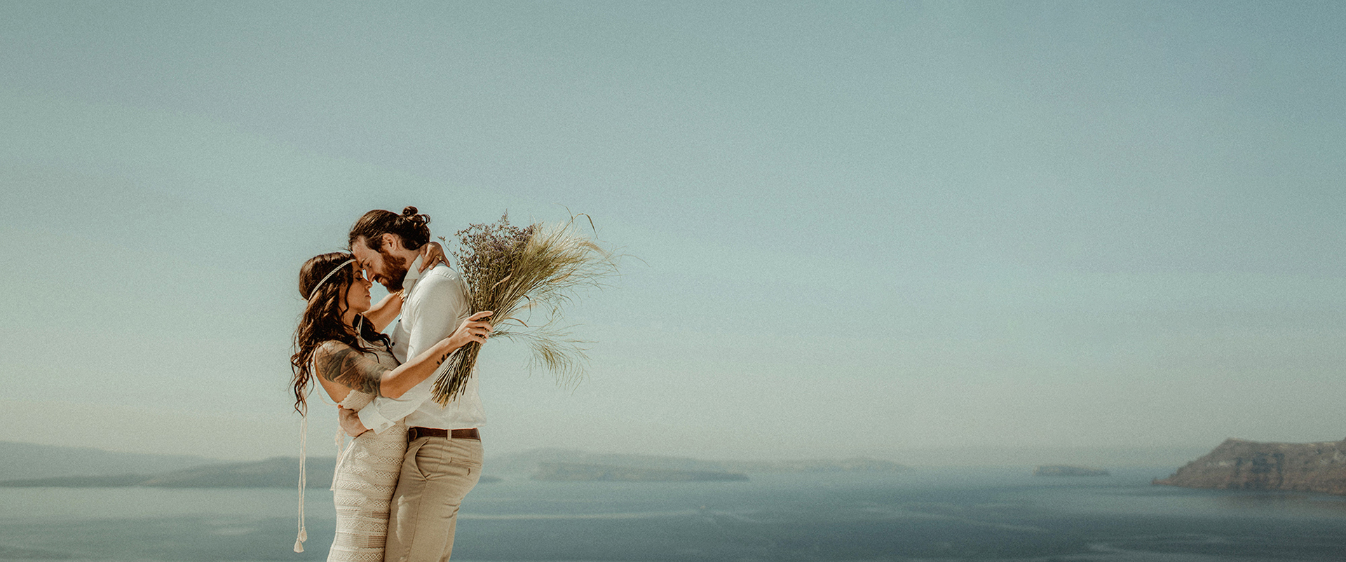 Lindsey + Dune | Thera, Greece | Noma