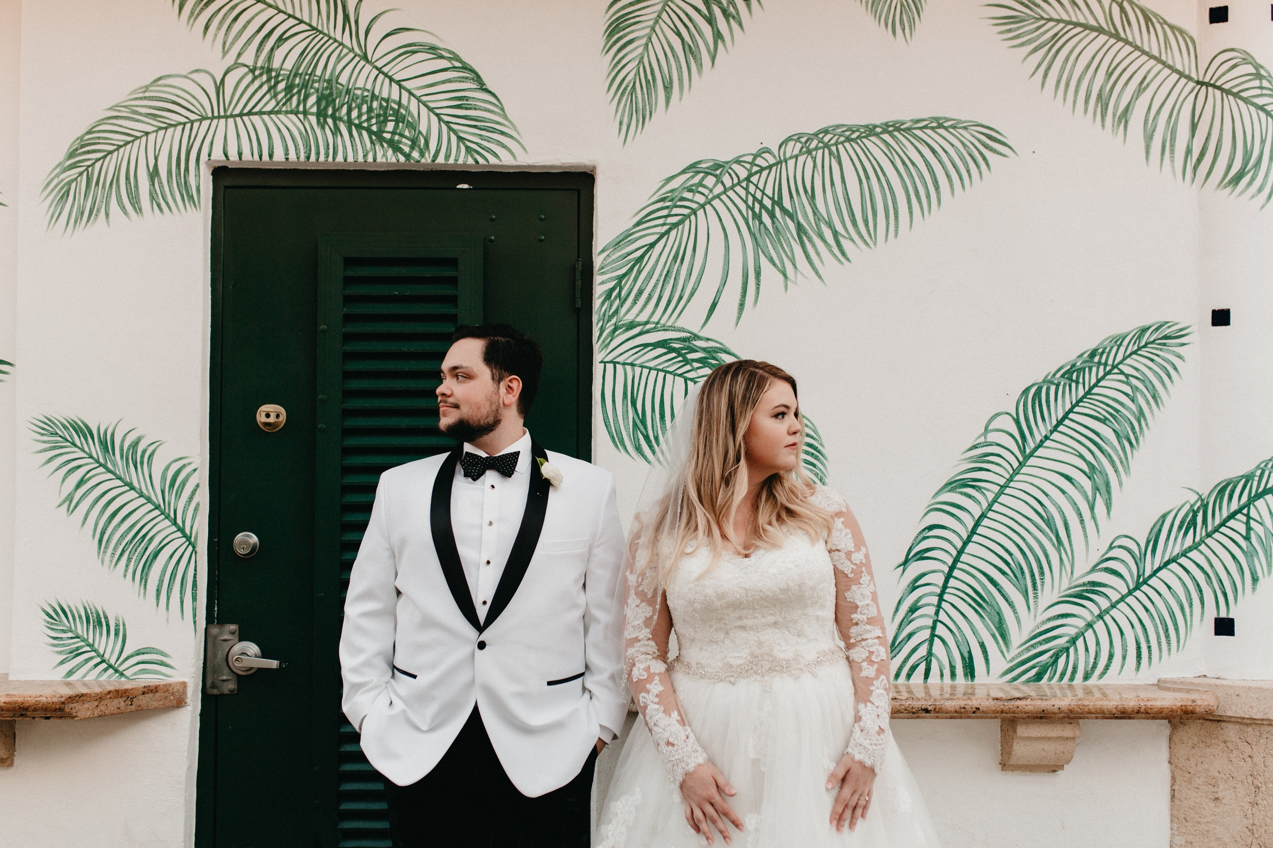 Ben + Karrie | West Palm Beach, Florida | Harriet Himmel Theatre