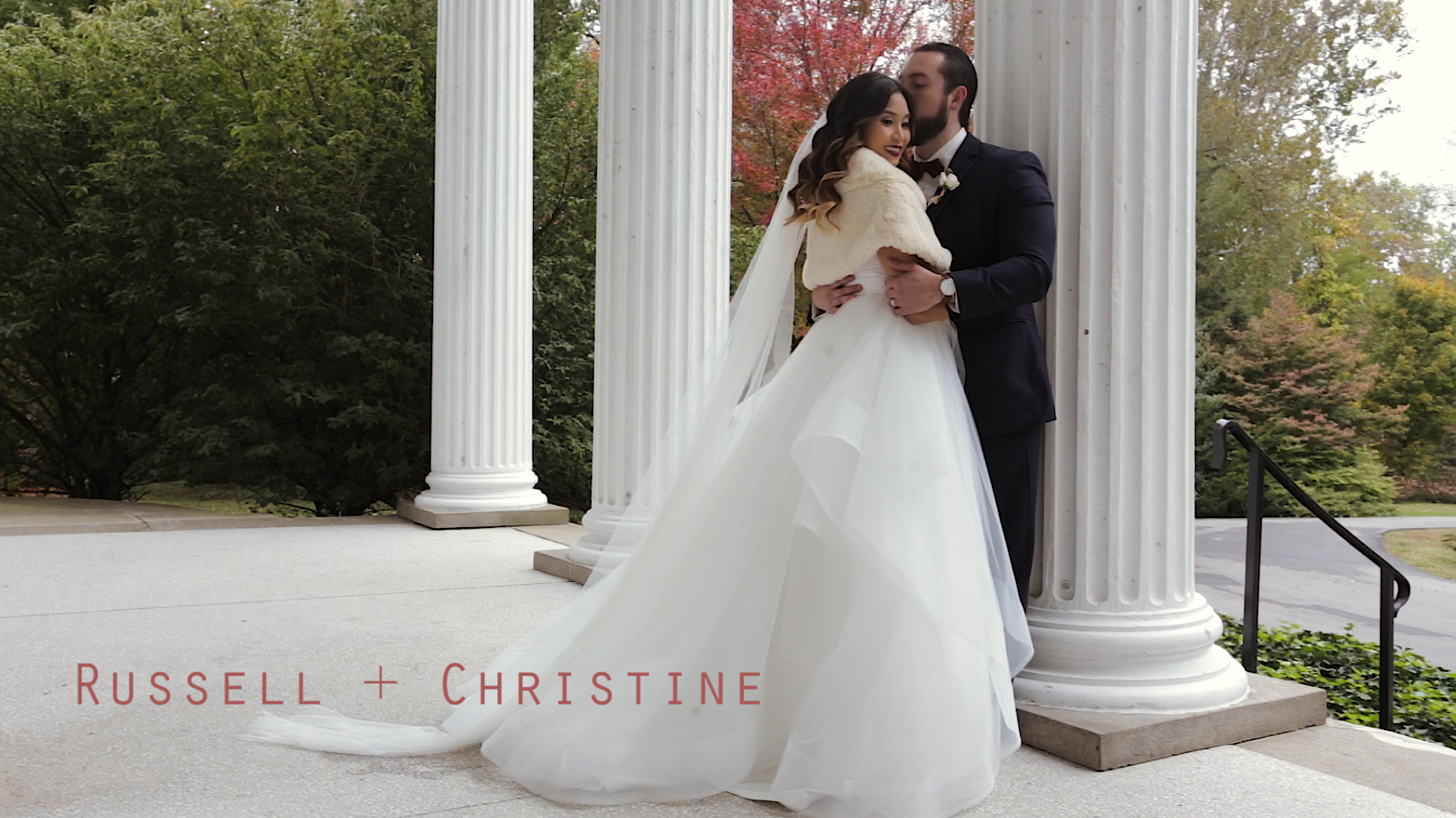 Russell + Christine | Louisville, Kentucky | Whitehall House & Gardens