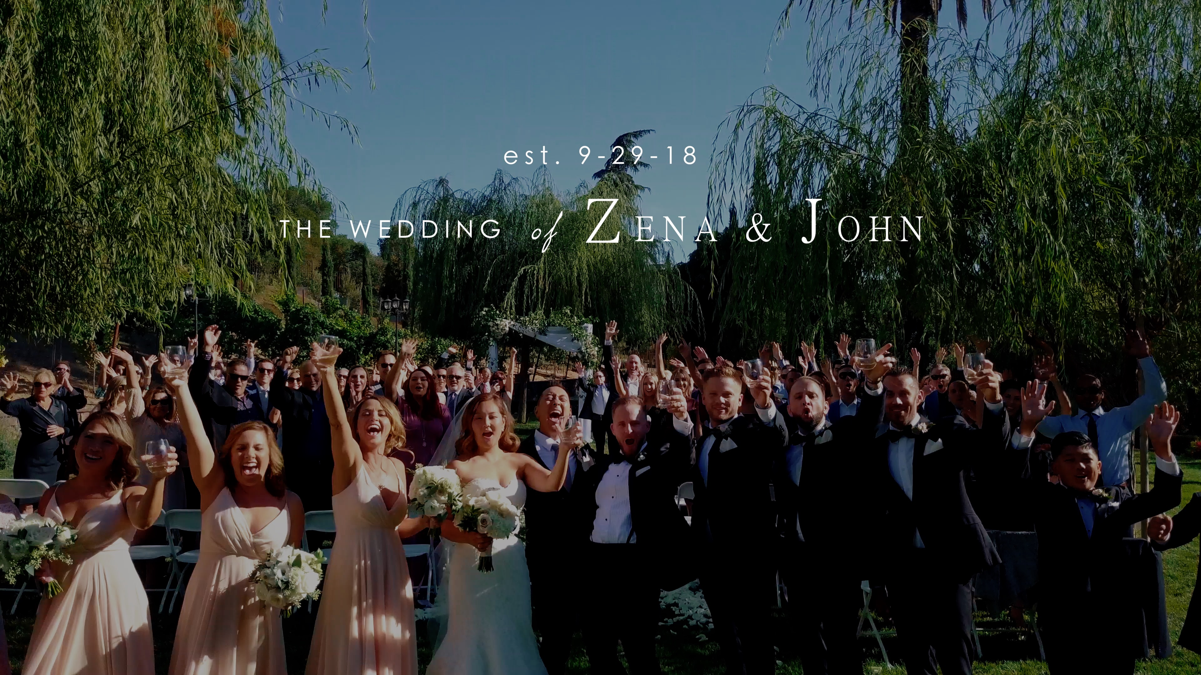 Zena + John | San Jose, California | Hero Ranch