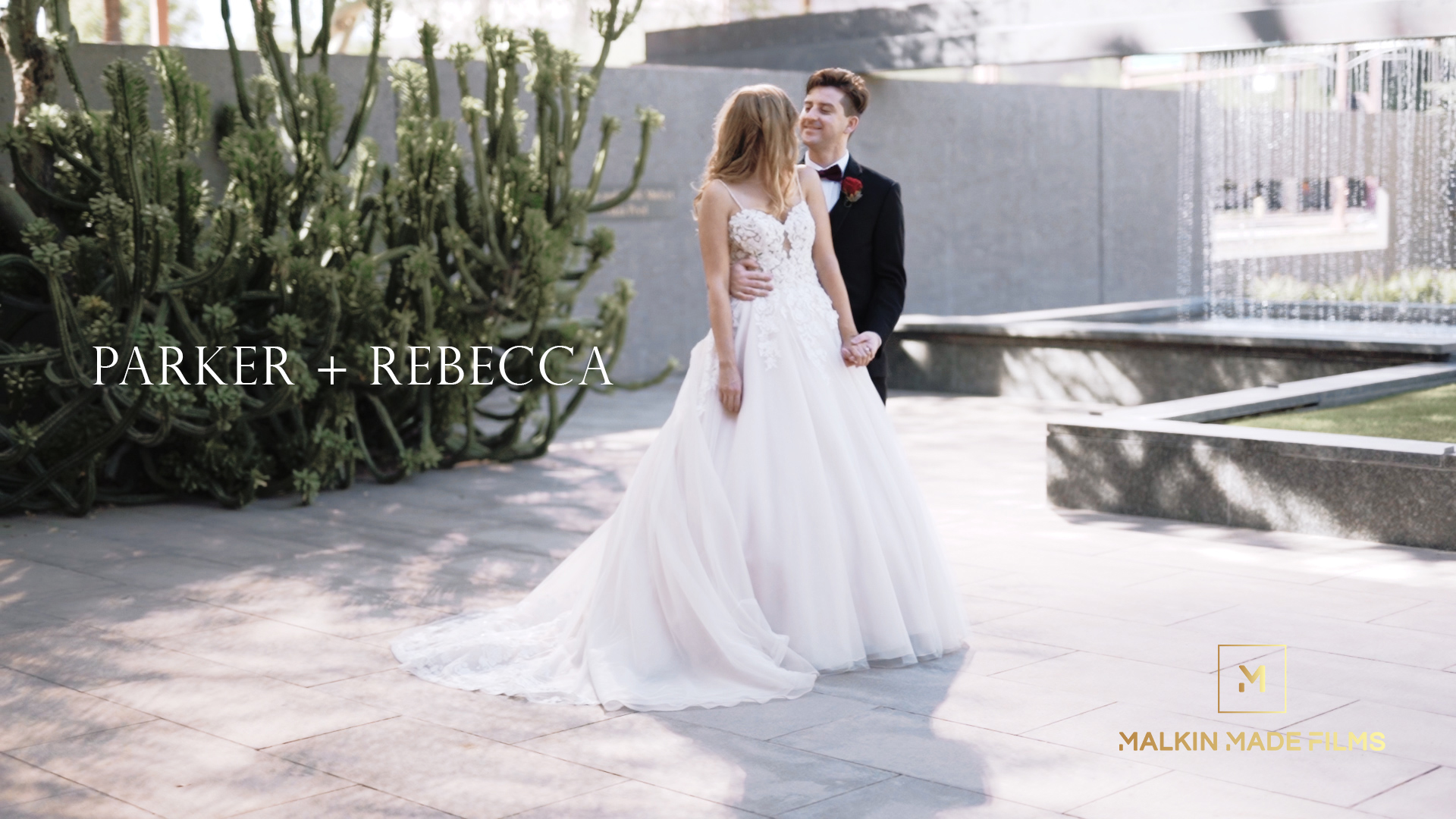 Parker + Rebecca | Phoenix, Arizona | The Phoenix Art Museum