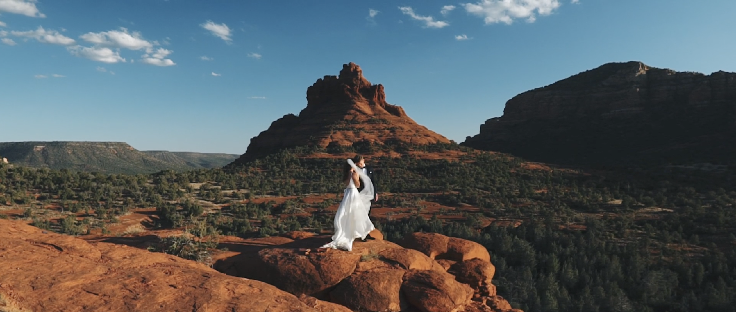 Victoria + Cameron | Sedona, Arizona | L'Auberge de Sedona