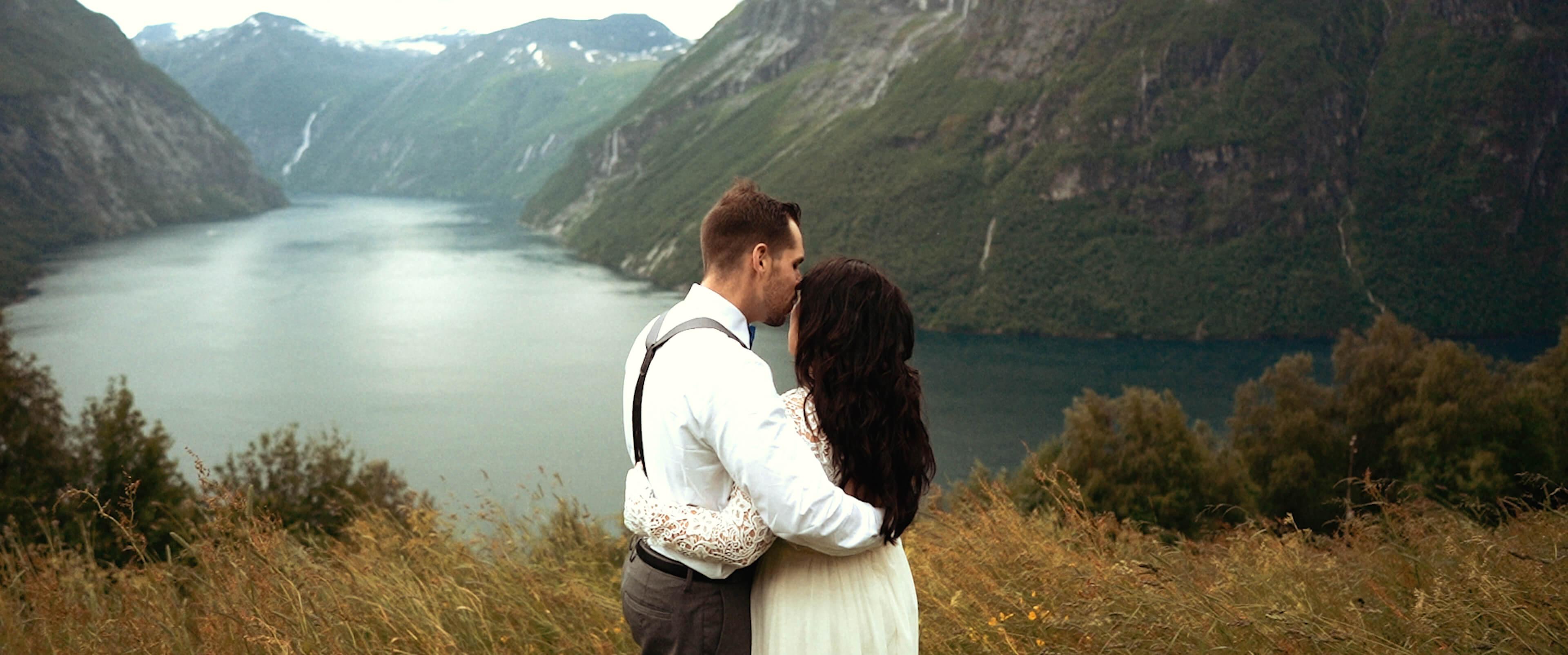 Ryan + Cassondra | Norway, Norway | Stranda