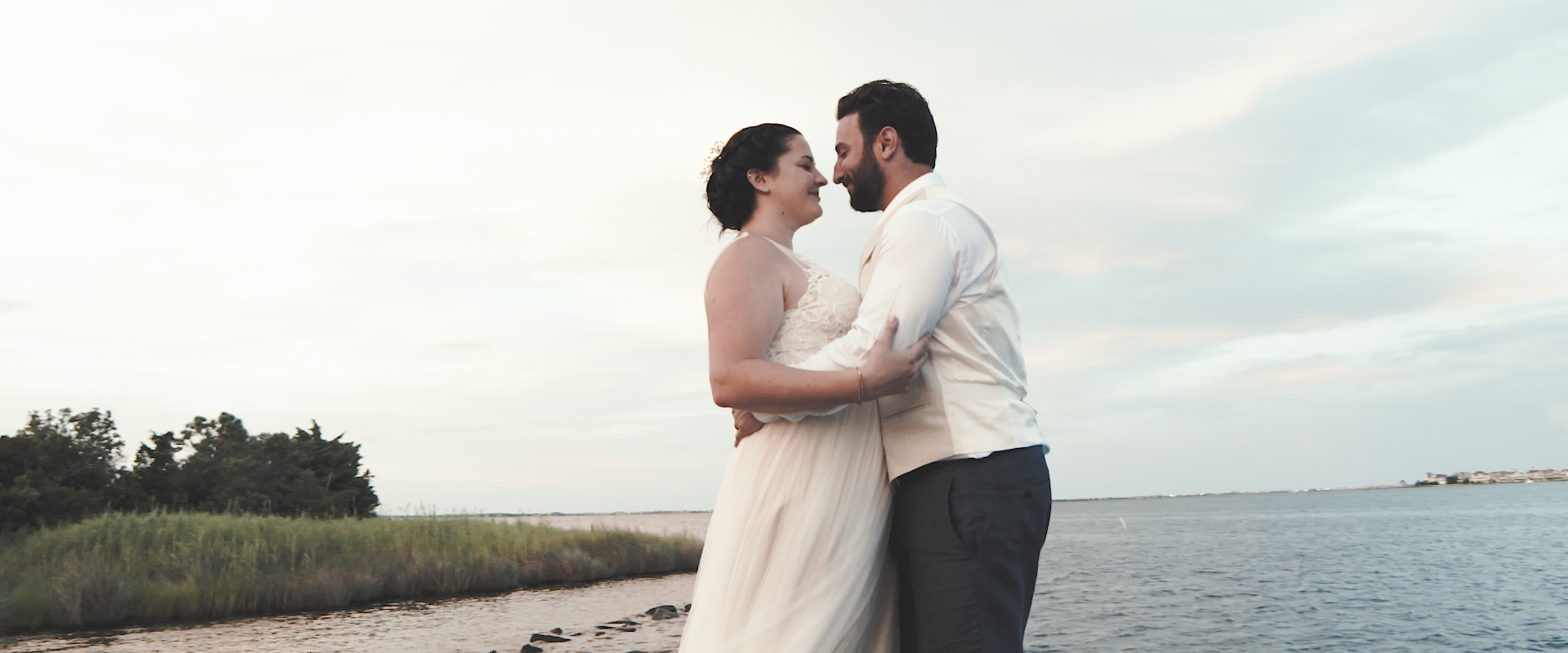 Zack + Hayley | Manteo, North Carolina | Roanoke Island Festival Park, Manteo
