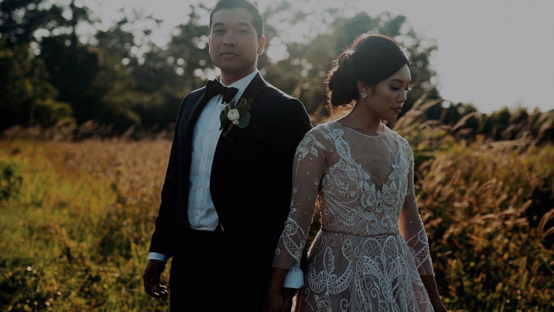 Theresa + Steven | Houston, Texas | Balmorhea Wedding and Events