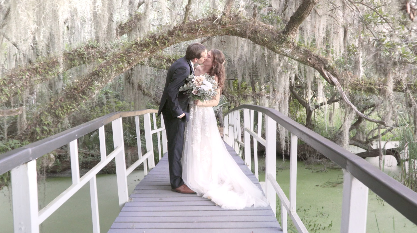 Cierra  + Jordan | Charleston, South Carolina | Magnolia Plantation and Gardens