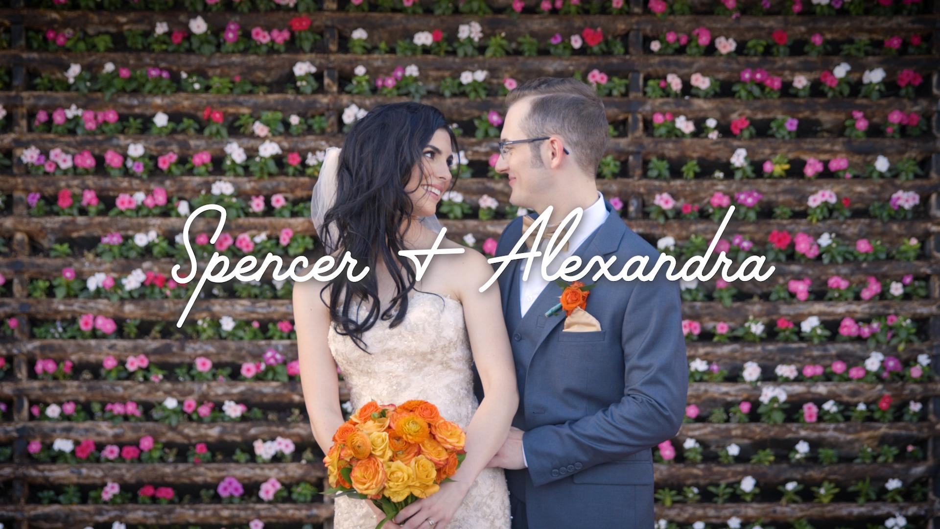 Spencer + Alexandra | Mesa, Arizona | Tre Bella