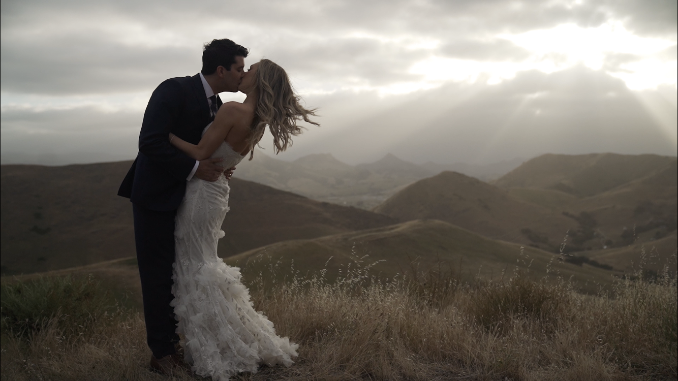 Kaitlin + Cameron | San Luis Obispo, California | La Cuesta Ranch