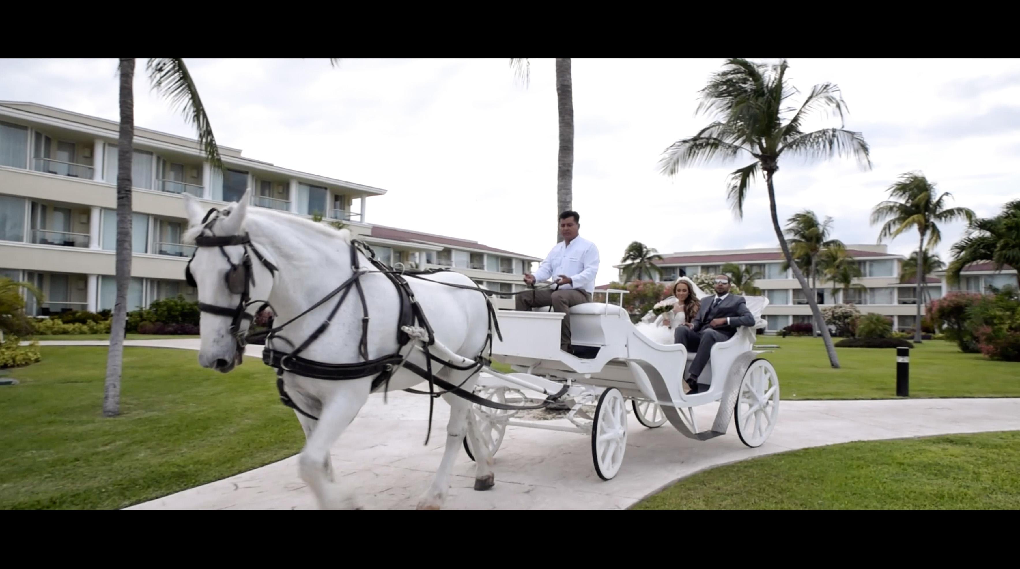 DiAndra + Daryl | Cancún, Mexico | Moon Palace Resorts & Spa