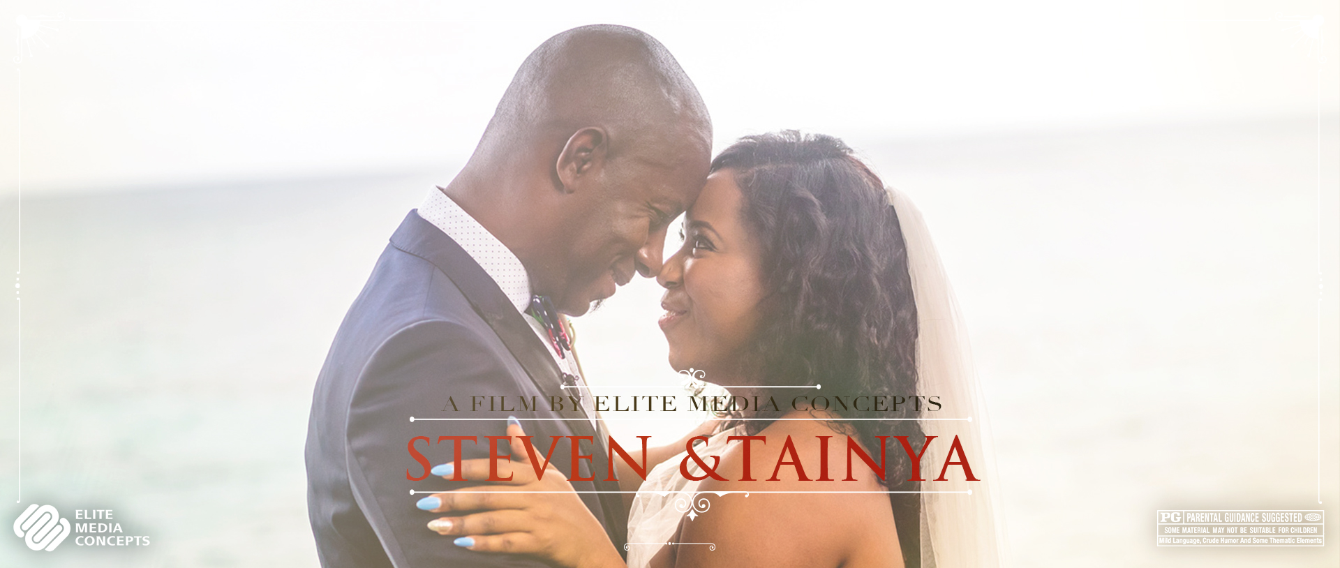 Tainya + Steven | Montego Bay, Jamaica | Frankfort Villa