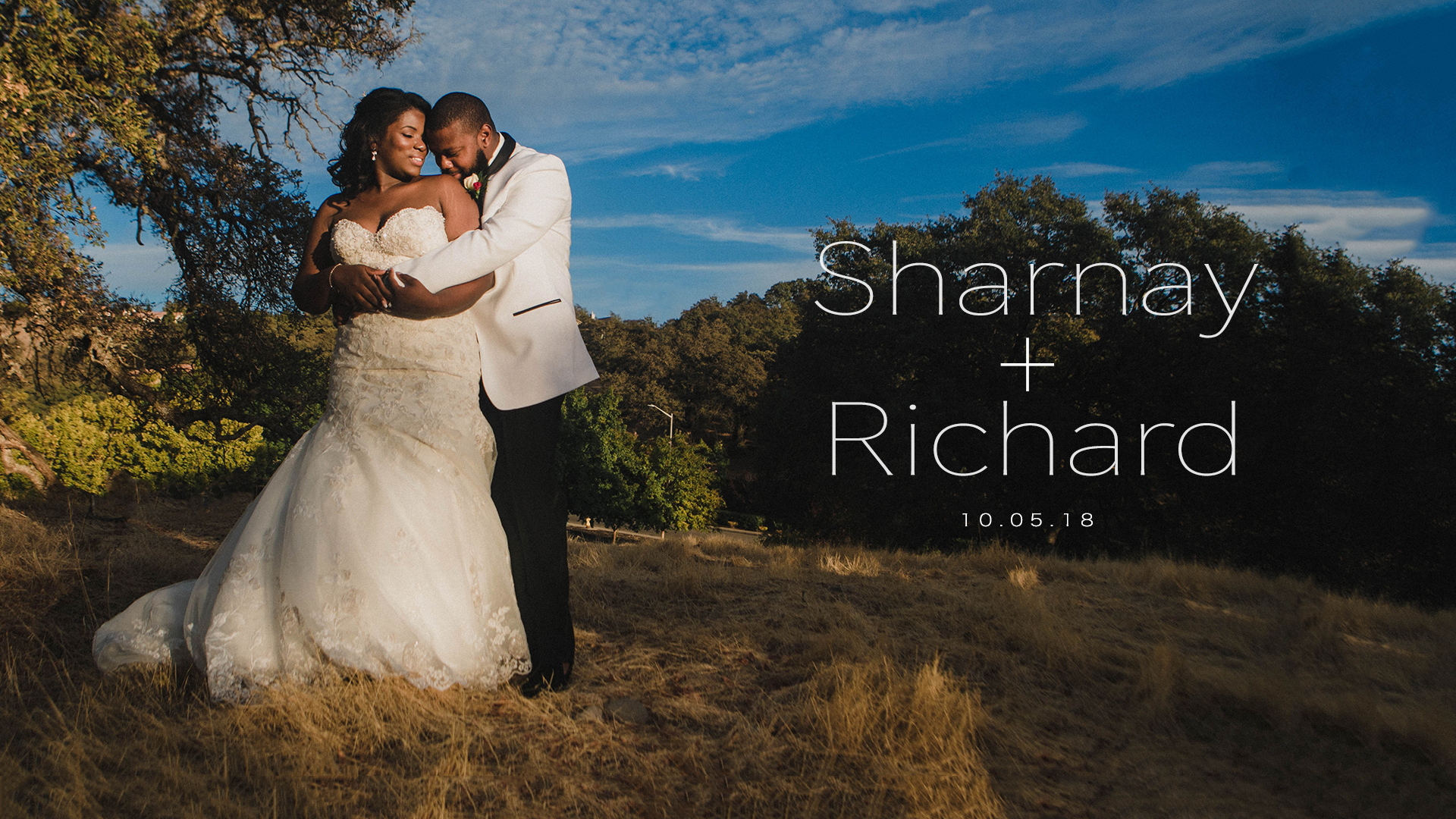 Sharnay + Richard | Rocklin, California | Whitney Oaks Golf Club