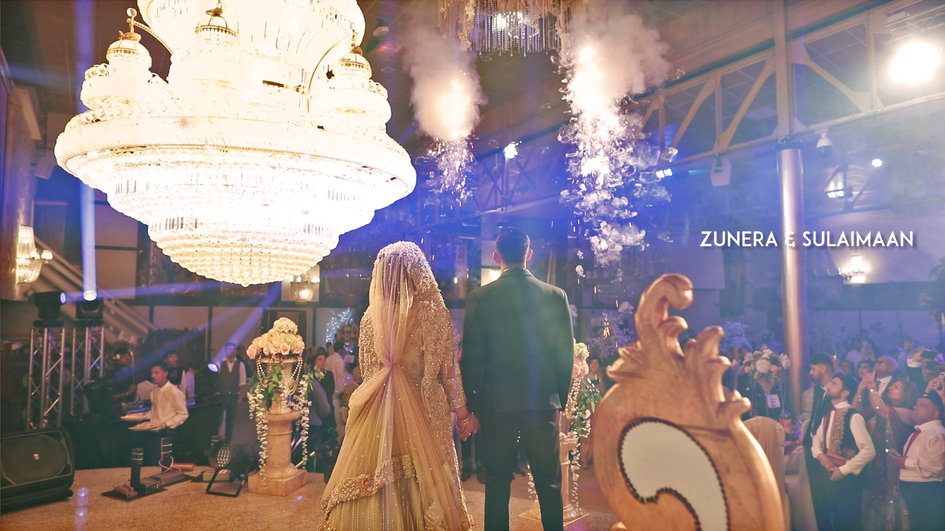Zunera + Sulaimaan | Bolton, United Kingdom | Excellency
