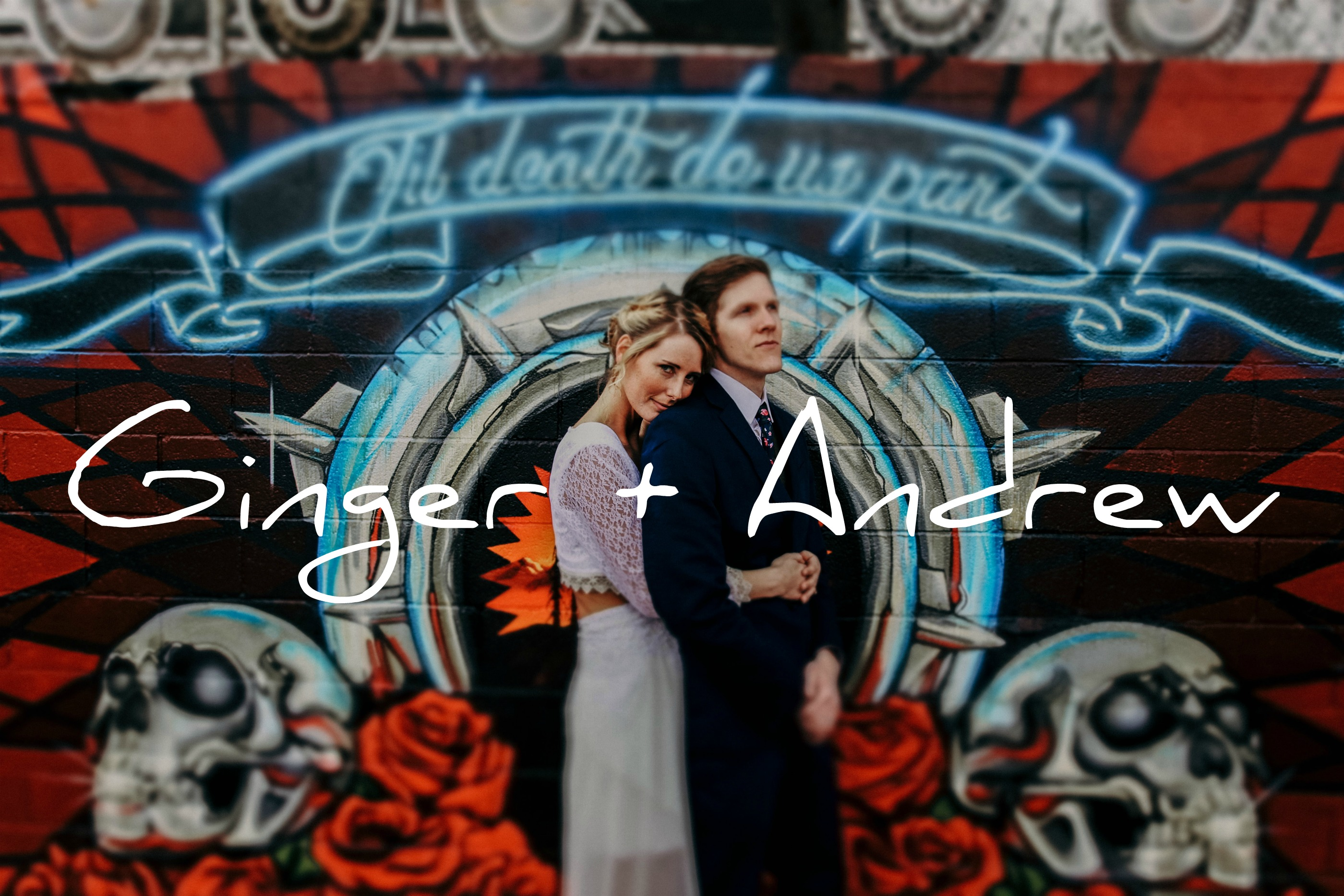 Ginger + Andrew | Asheville, North Carolina | Fleetwoods
