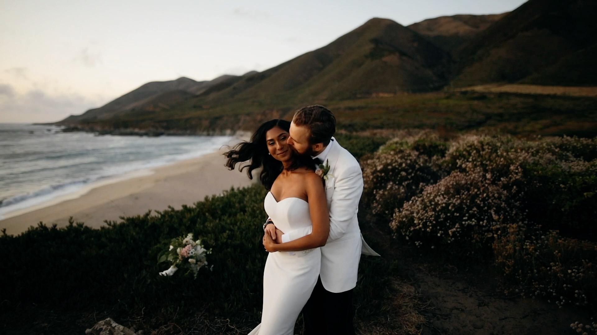 Maksym + Janis | Big Sur, California | Glen Oaks