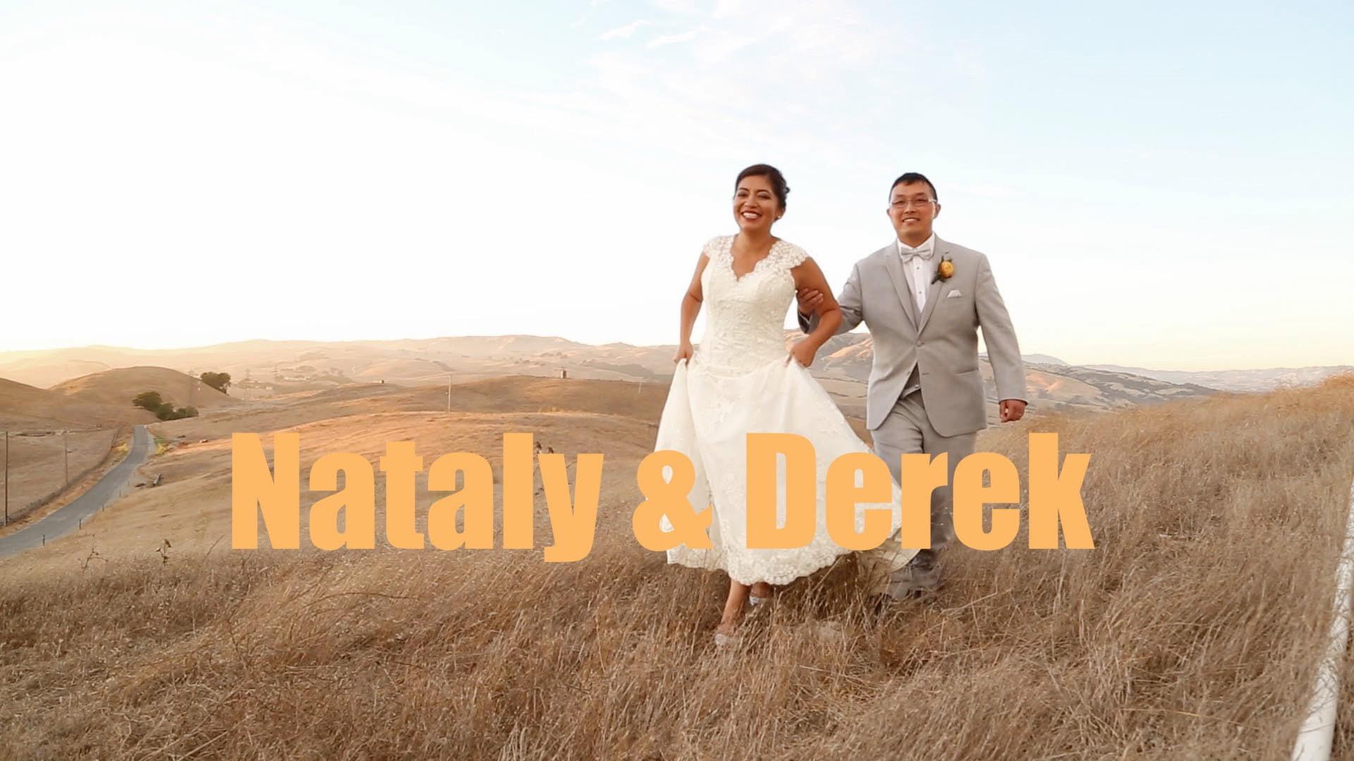 Natalie + Derek | Sunol, California | Nella Terra Cellars, Sunol