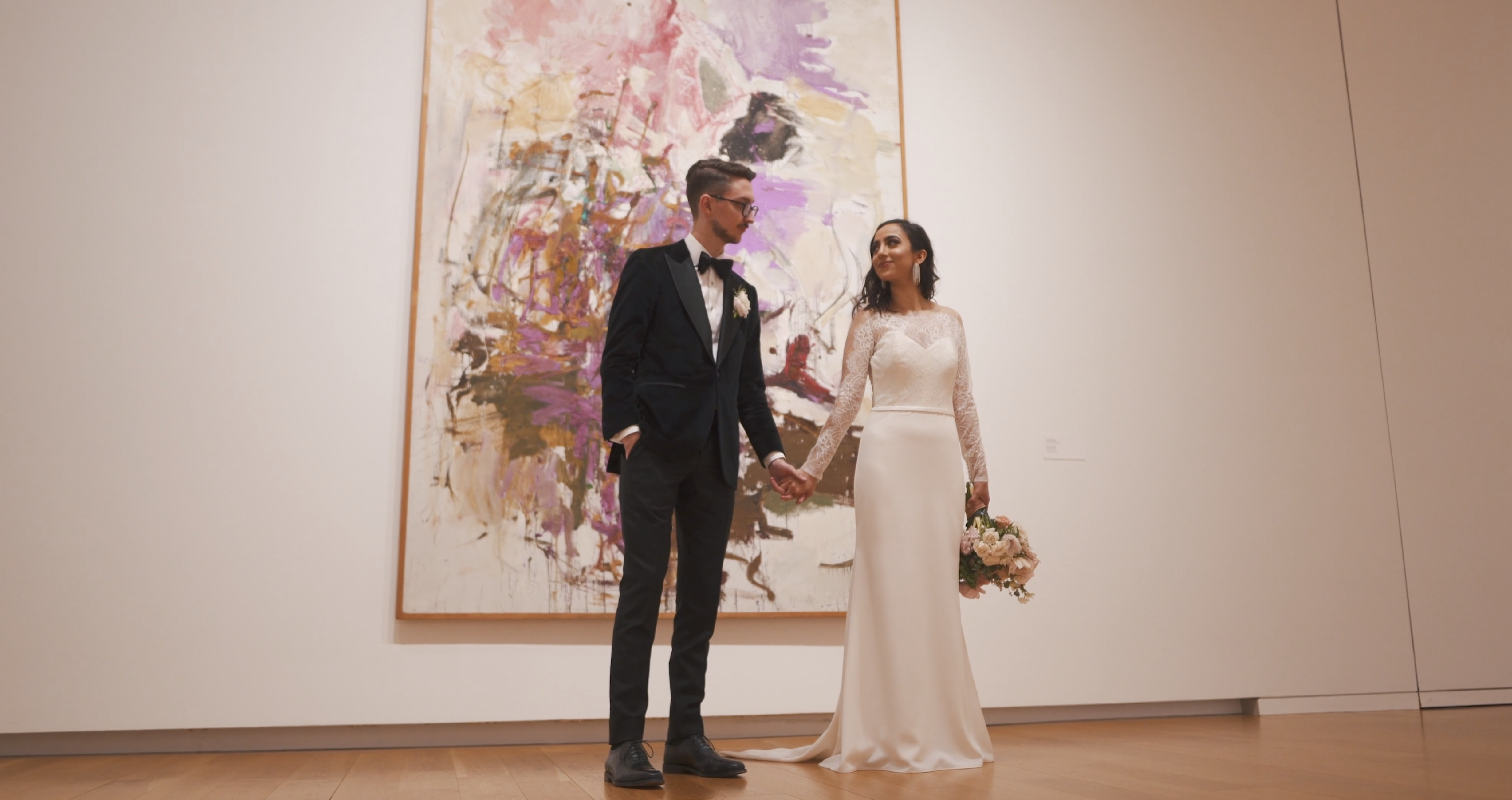 Laila  + Michael | Fort Worth, Texas | The Modern Art Museum