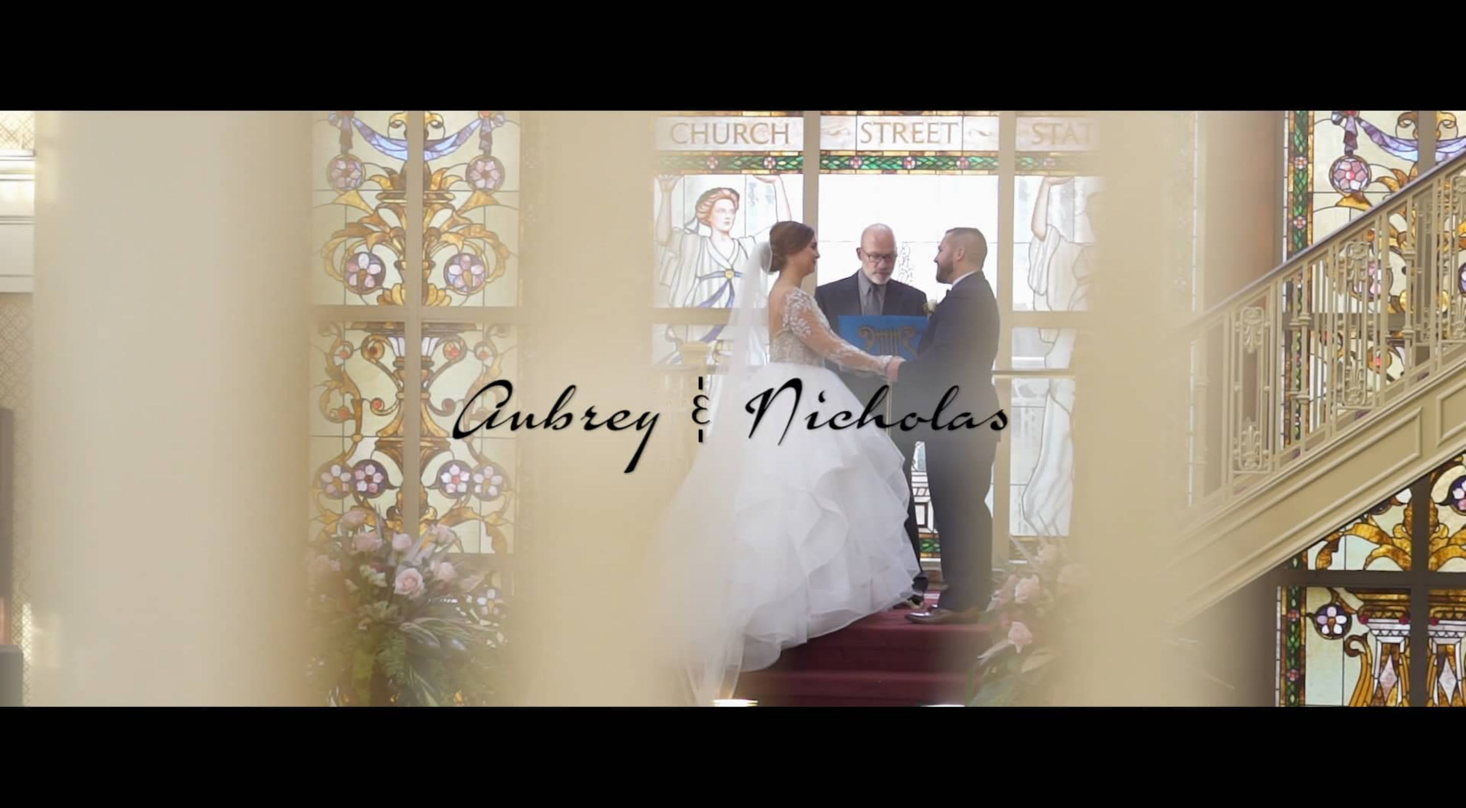 Nicholas + Aubrey | Orlando, Florida | The Ballroom at Church Street