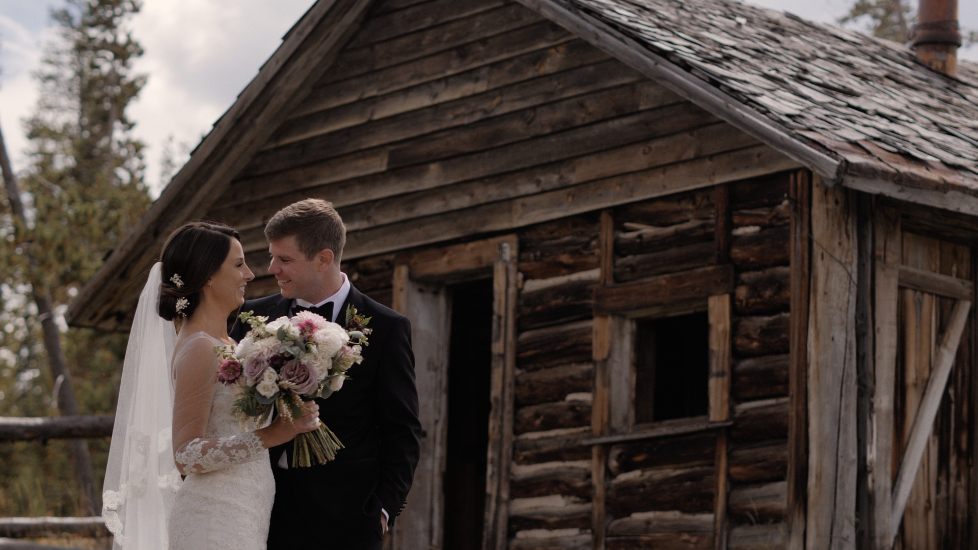 Laura + Lucas | Granby, Colorado | Devil's Thumb Ranch