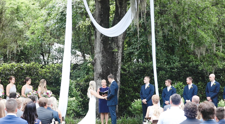 Ian + Cadie | Wilmington, North Carolina | Wrightsville Manor