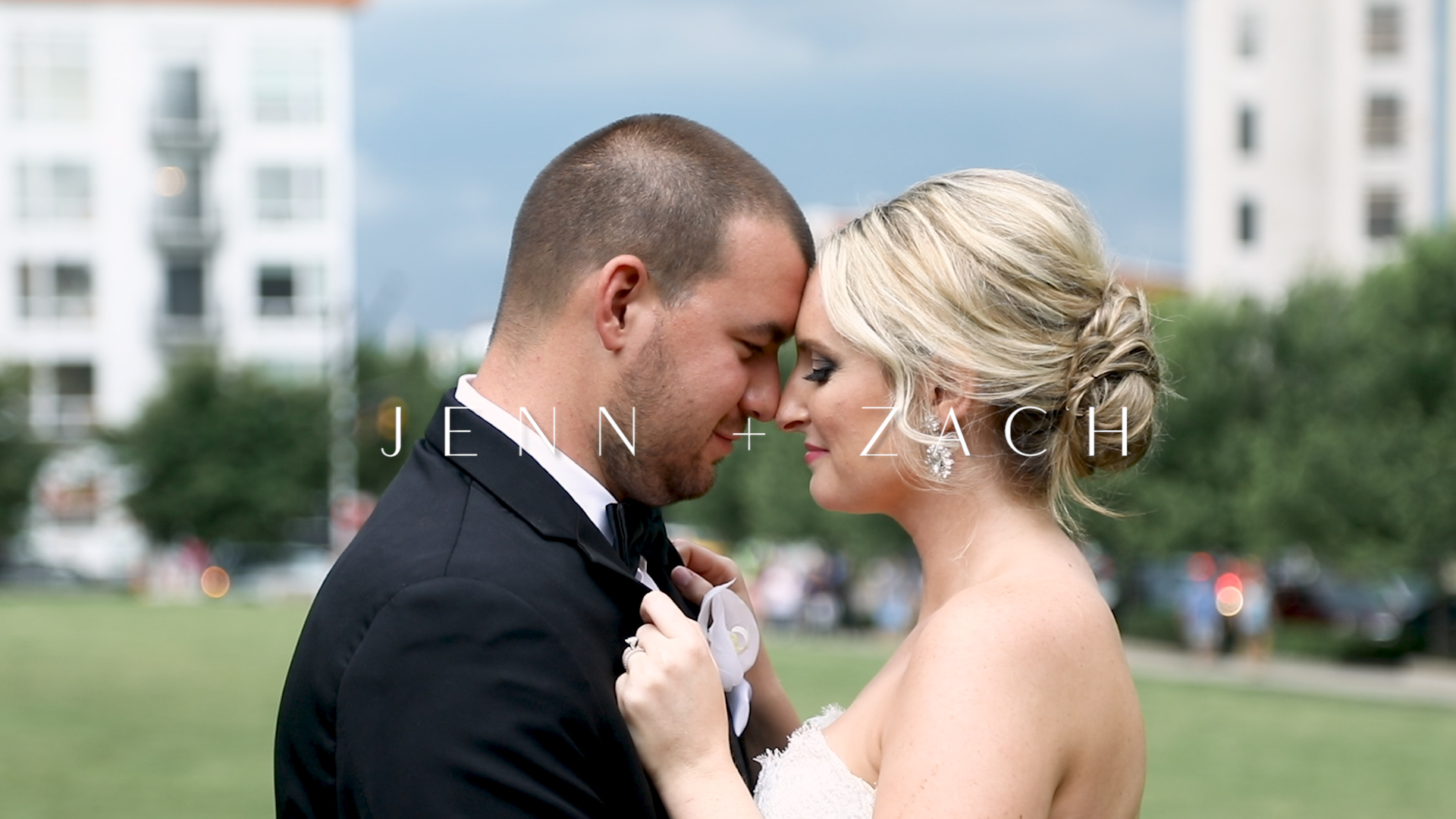 Zach + Jenn | Columbus, Ohio | The Westin Great Southern Columbus