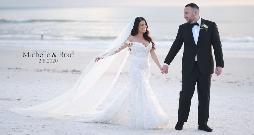 Michelle + Brad | Marco Island, Florida | Marco Beach Resort