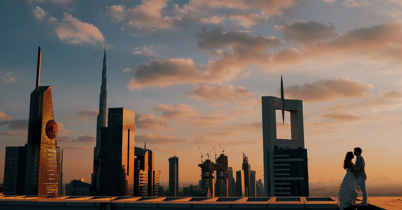 Iman + Mohamad | Dubai, United Arab Emirates | Waldorf Astoria Dubai