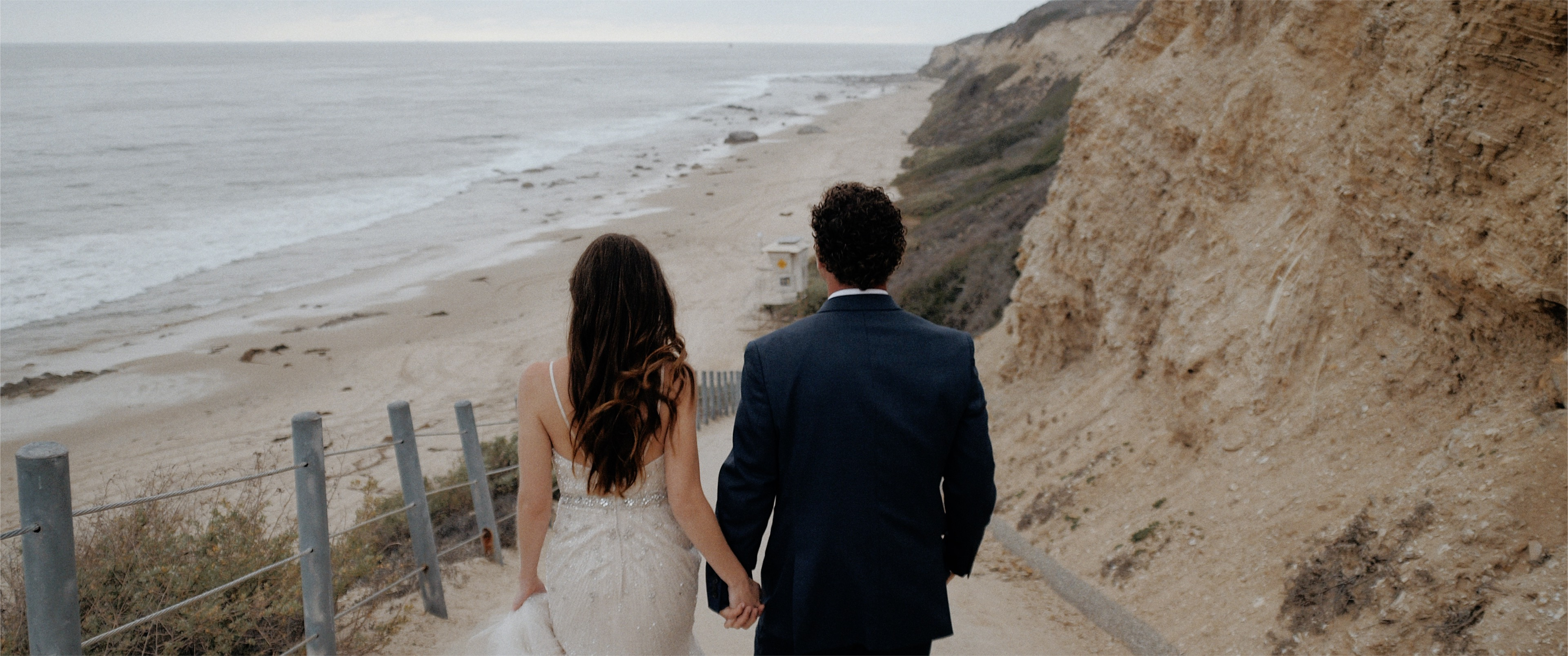 Lauren + Tommy | Newport Beach, California | Crystal Cove State Park