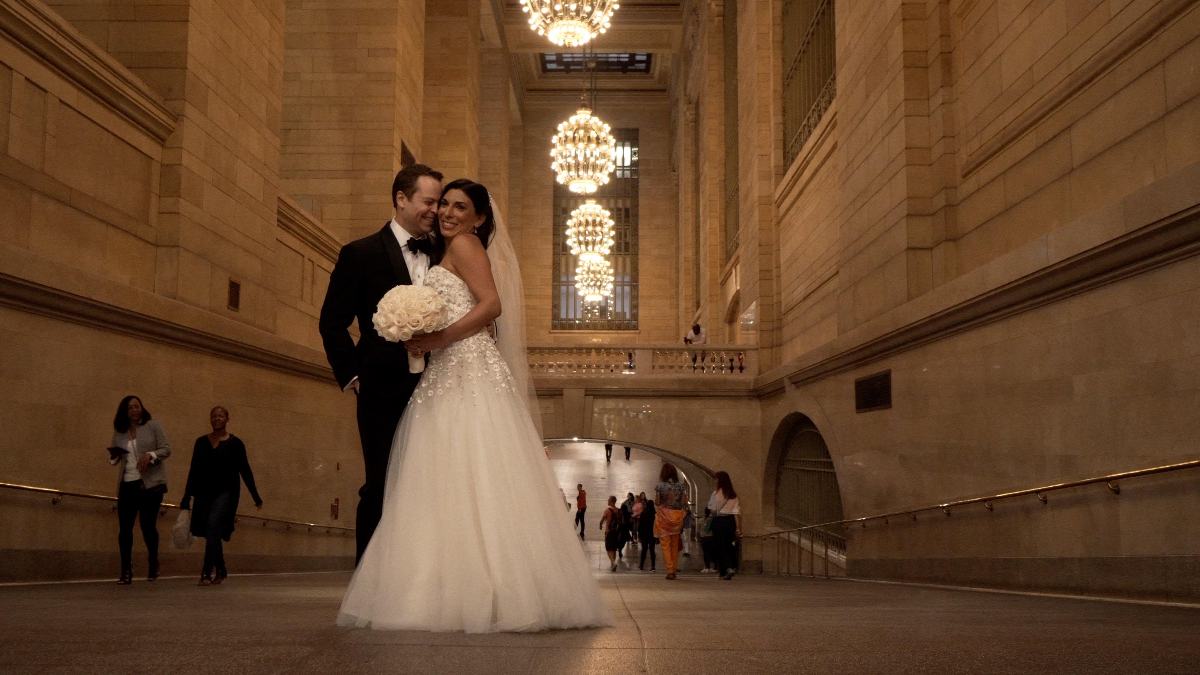 Sheryl + Lance | New York, New York | Guastavino's