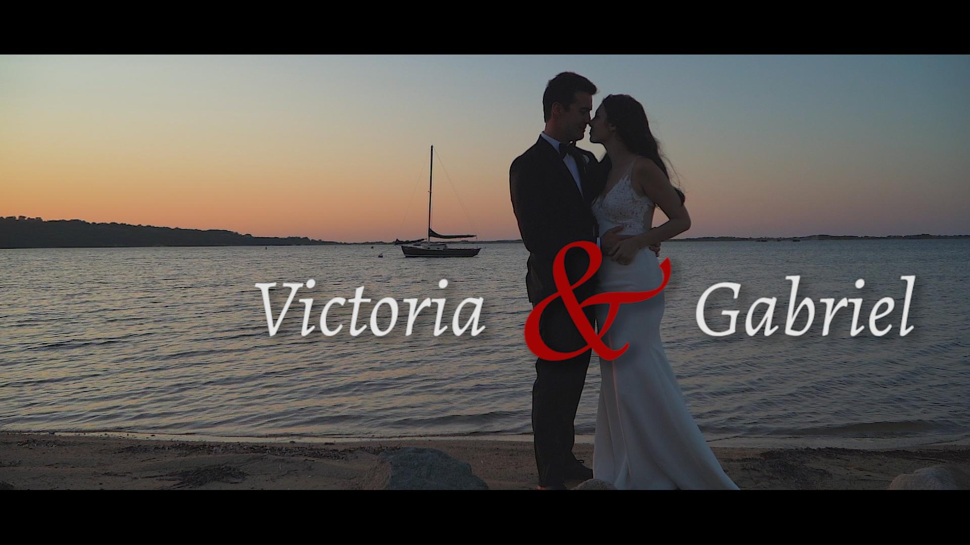 Victoria + Gabriel | Chilmark, Massachusetts | Chilmark Tower House